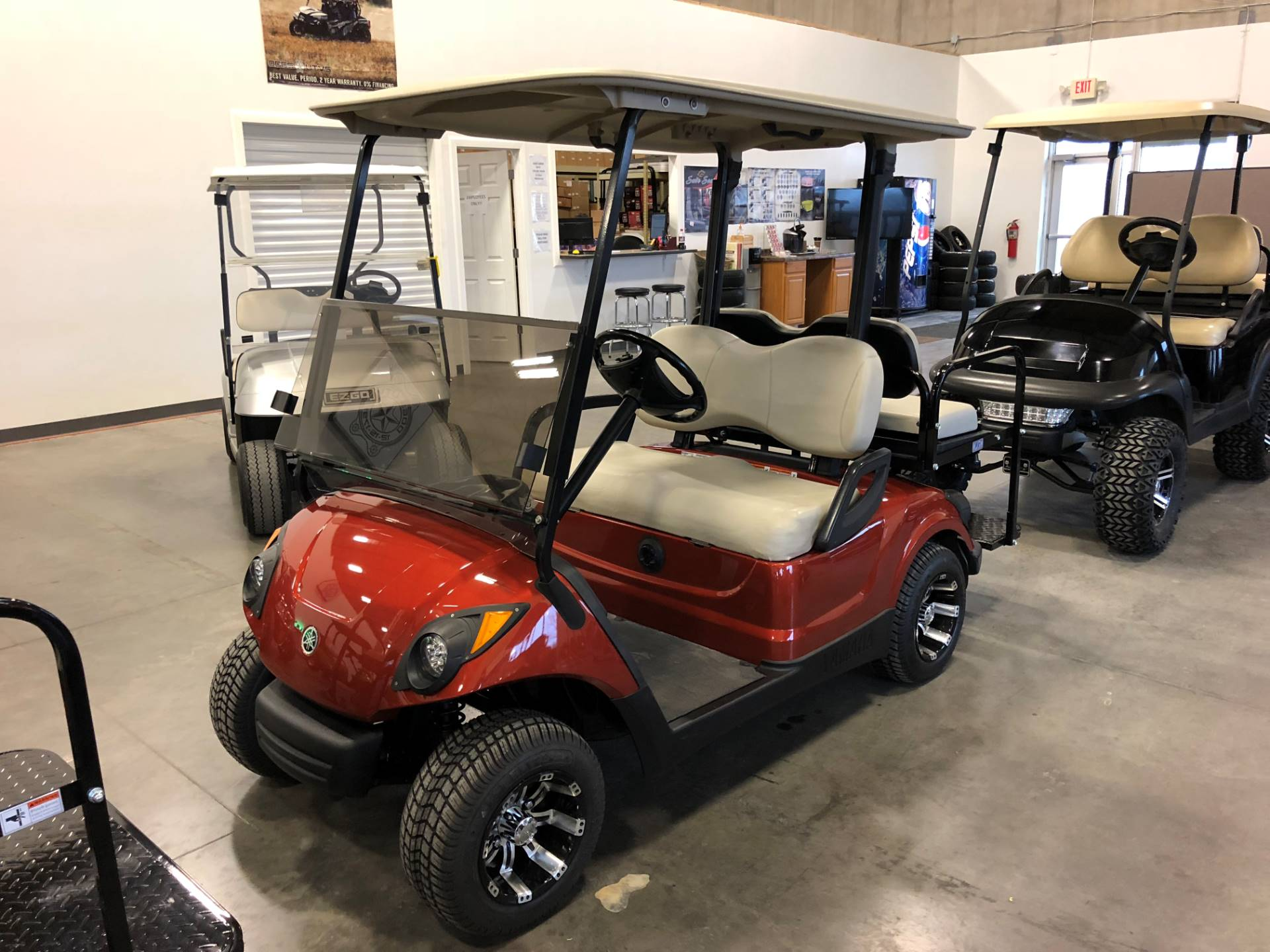 2012 Yamaha Drive Golf Carts Otsego Minnesota 205223 on gasoline carts, used carts, ezgo carts, yamaha side by side, custom lifted carts, yamaha passenger carts, yamaha electric carts, gas powered carts, yamaha gas carts, yamaha trailers, yamaha utility,