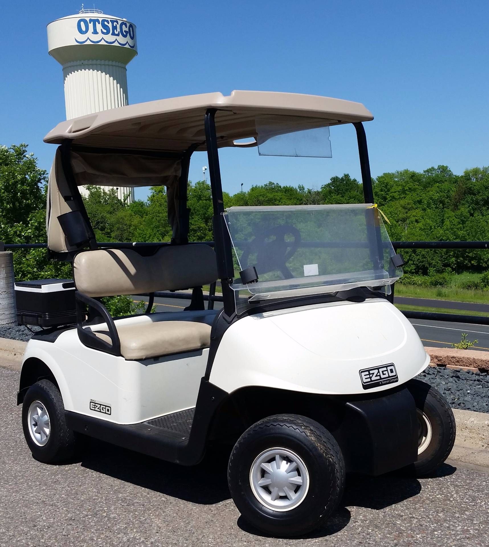 2014 E-Z-Go RXV Golf Carts Otsego Minnesota 5330028 on lincoln on a rail cart, 2013 ezgo txt, 2013 ezgo electric golf cart,