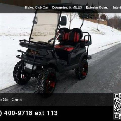 2013 Club Car Precedent in Rogers, Minnesota - Photo 4