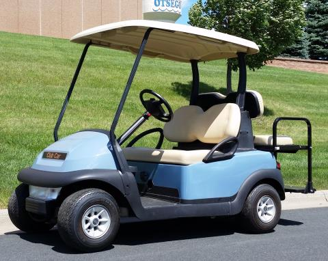 2011 Club Car Precedent in Rogers, Minnesota - Photo 1