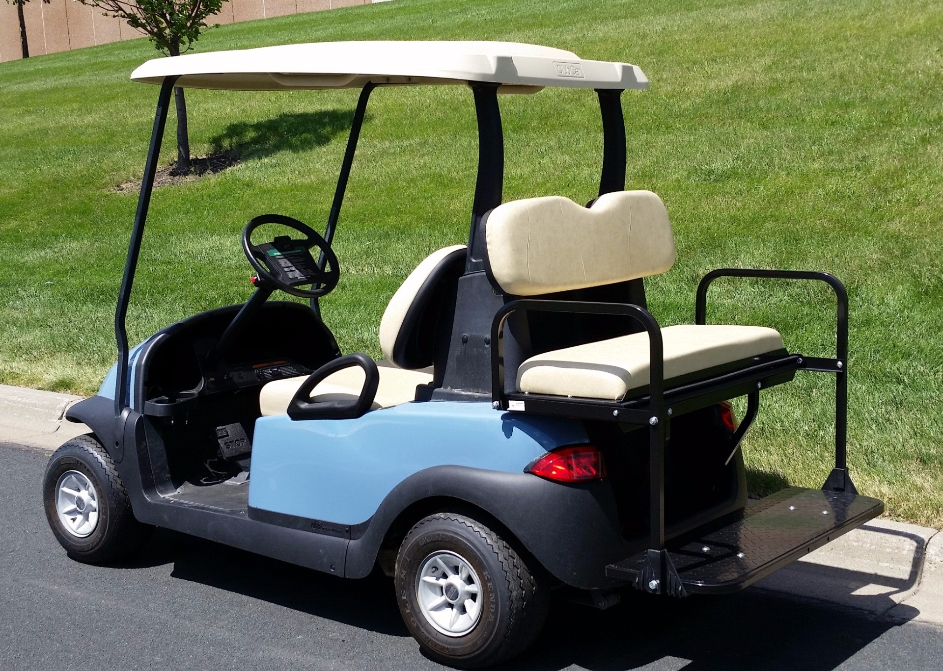2011 Club Car Precedent in Rogers, Minnesota - Photo 3