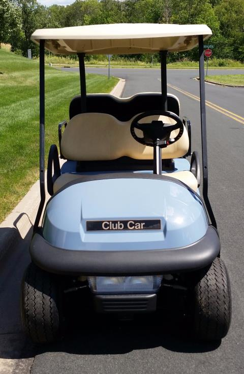 2011 Club Car Precedent in Rogers, Minnesota - Photo 5