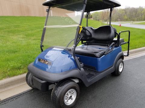 2012 Club Car Precedent i2 Gas in Otsego, Minnesota