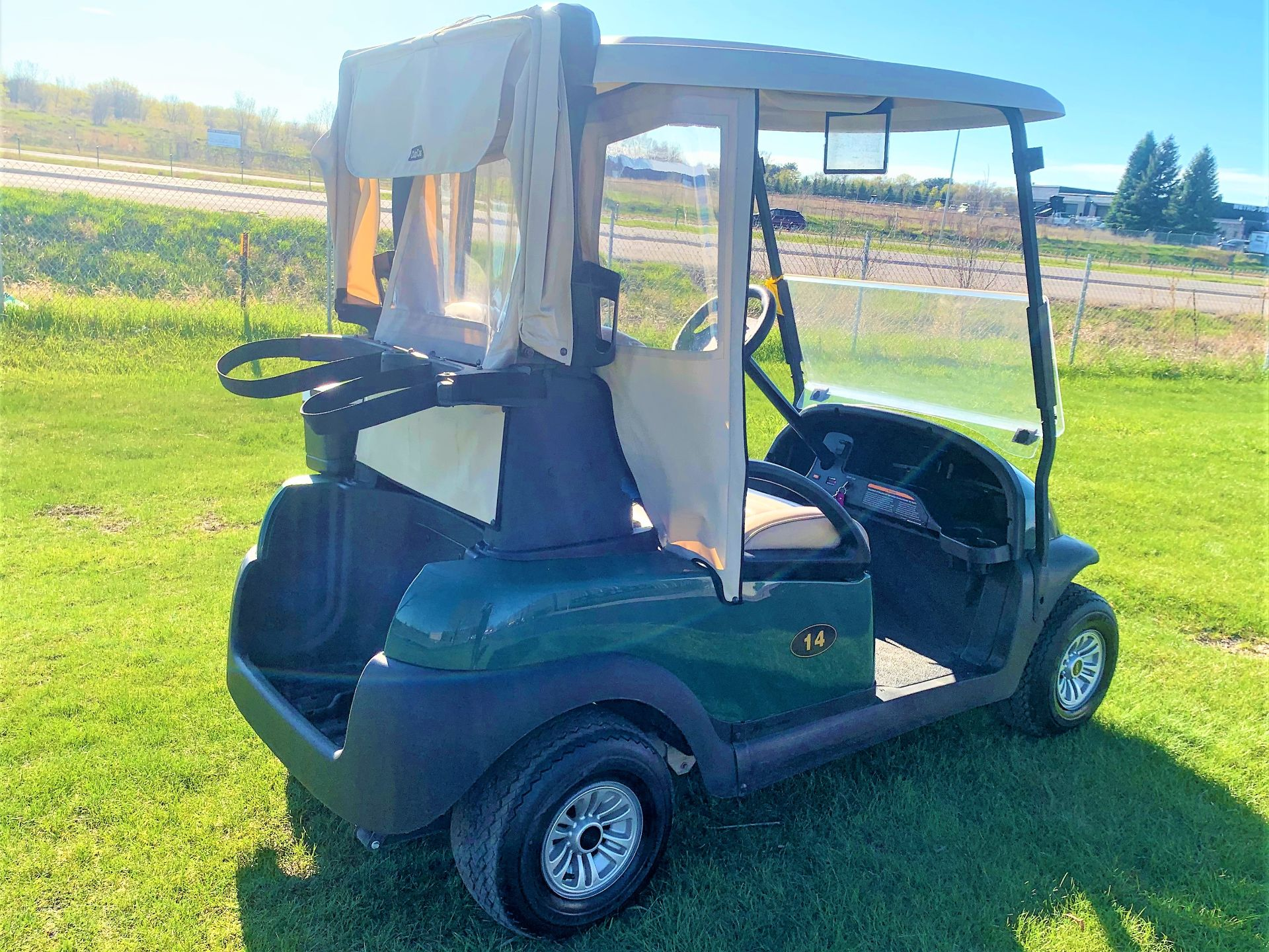 2017 Club Car Precedent in Rogers, Minnesota - Photo 7