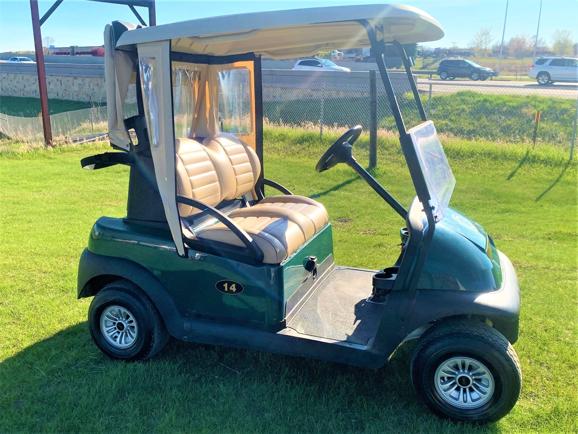 2017 Club Car Precedent in Rogers, Minnesota - Photo 8
