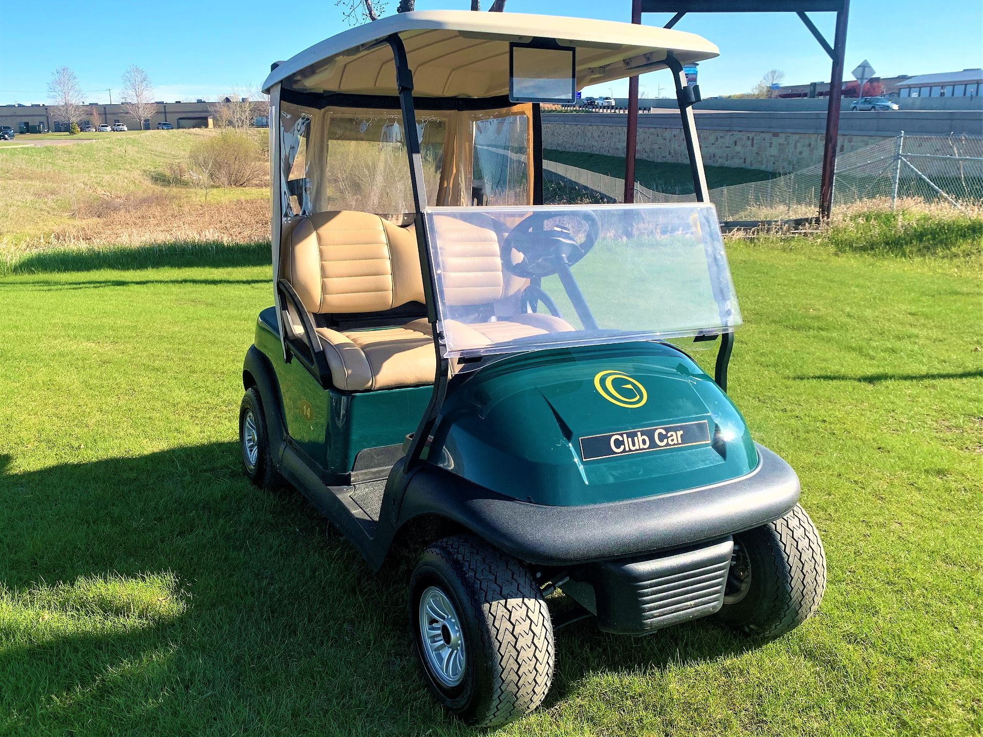 2017 Club Car Precedent in Rogers, Minnesota - Photo 9
