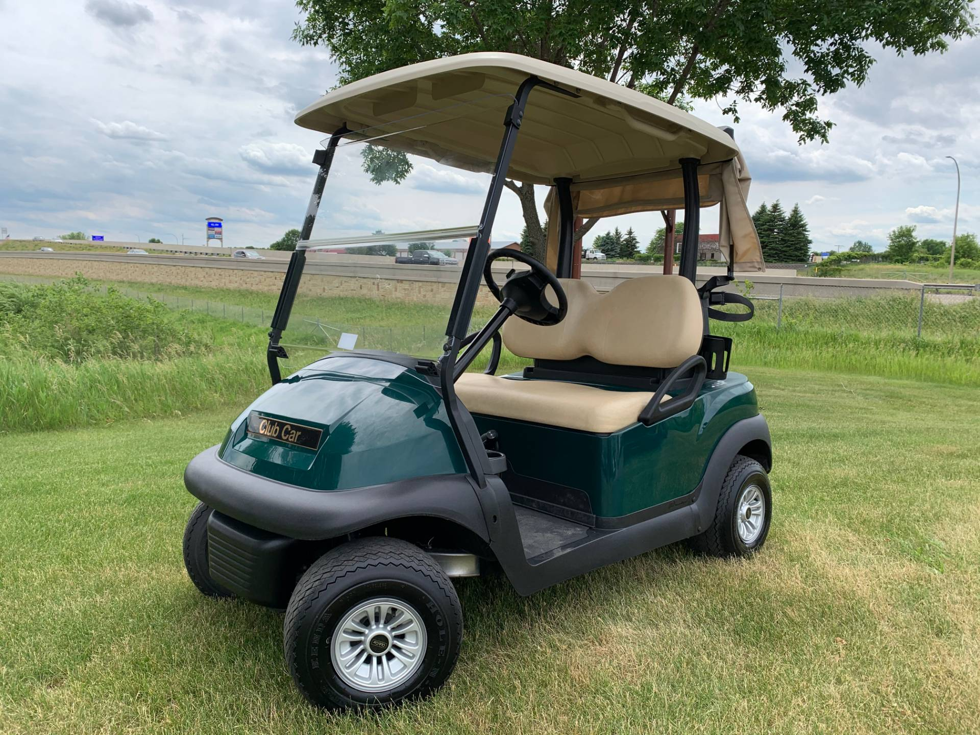 2020 Club Car Precedent in Rogers, Minnesota - Photo 2