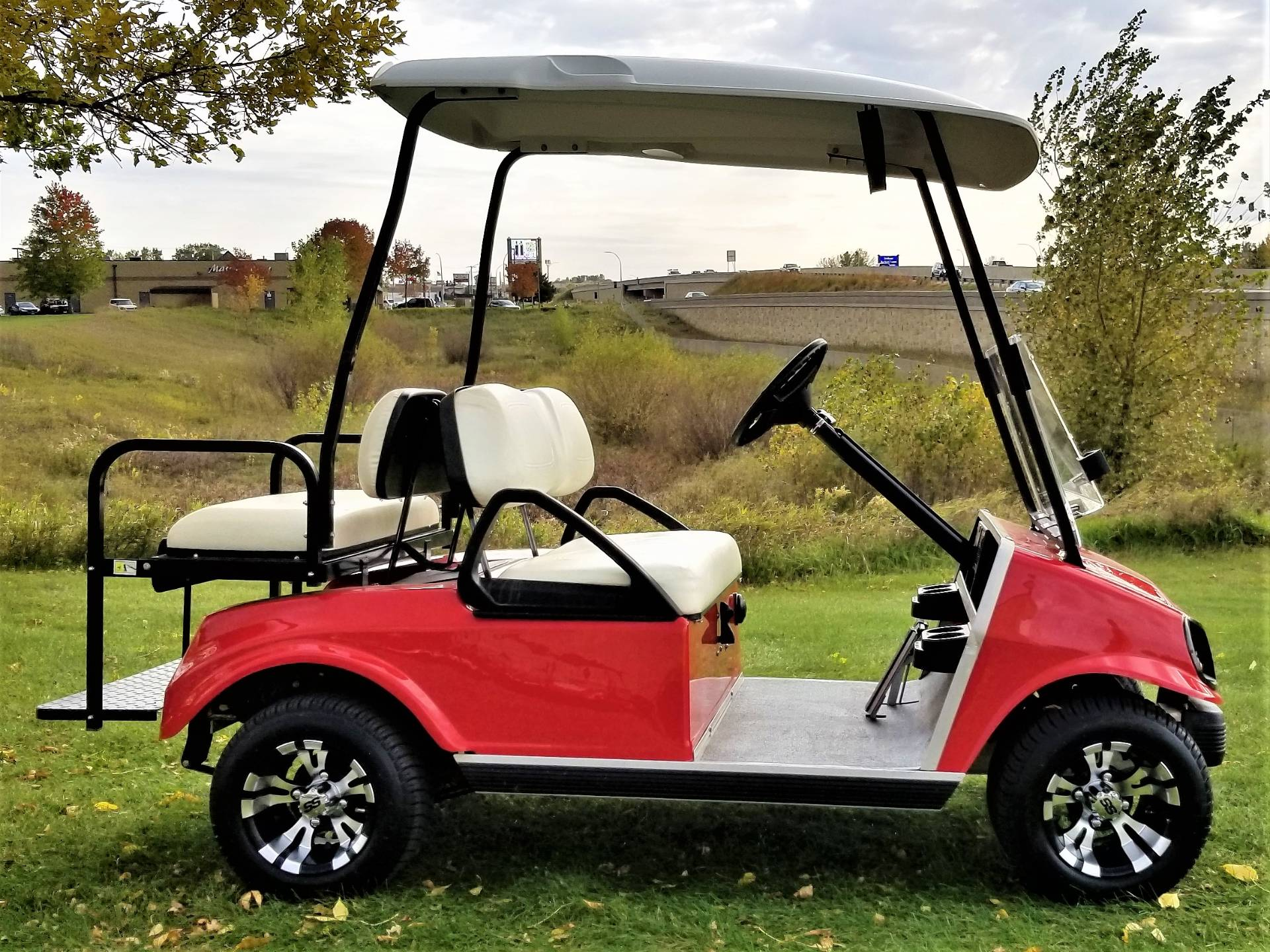2001 Club Car DS in Rogers, Minnesota - Photo 11