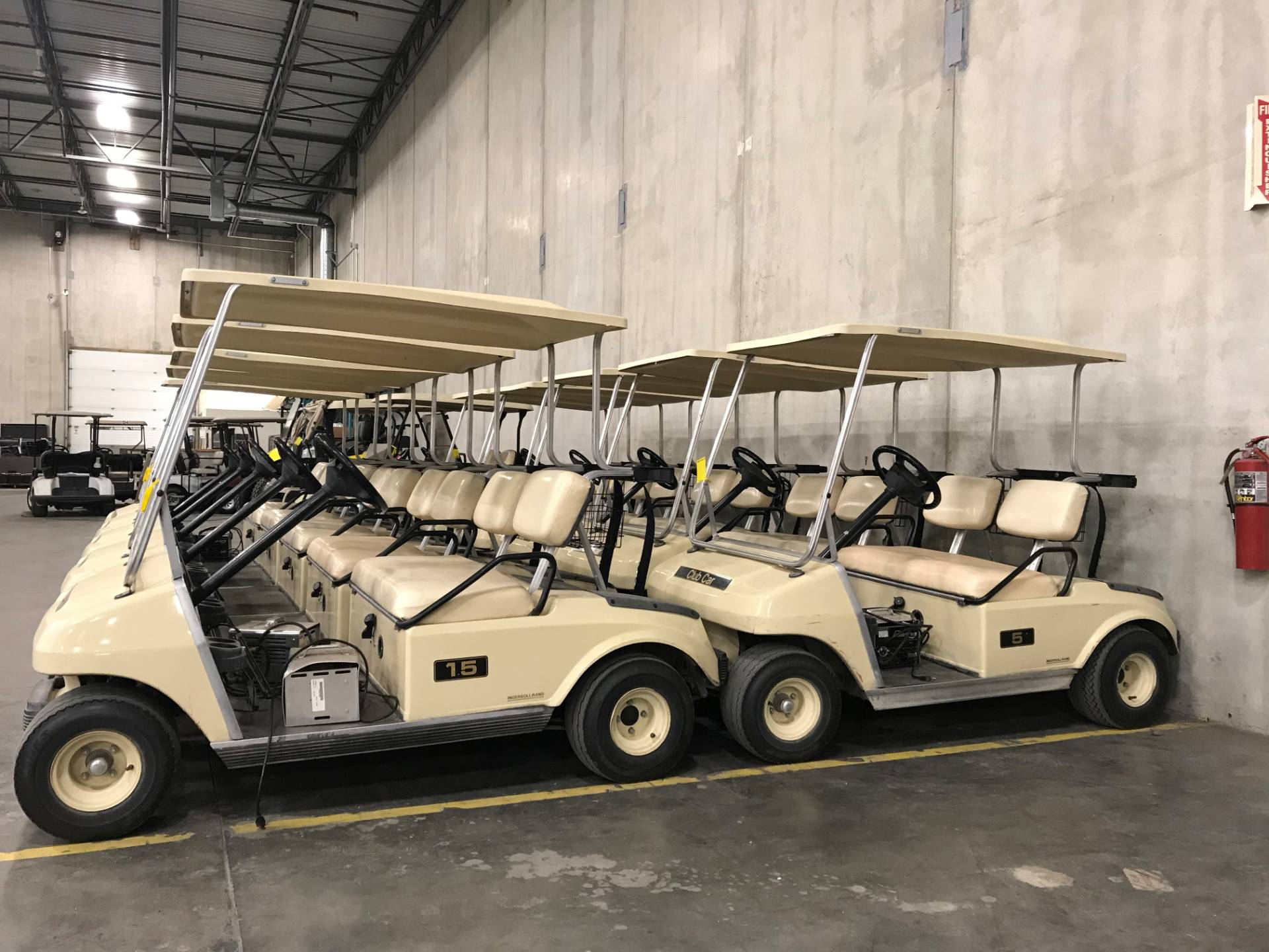 1998 Club Car DS in Rogers, Minnesota - Photo 2