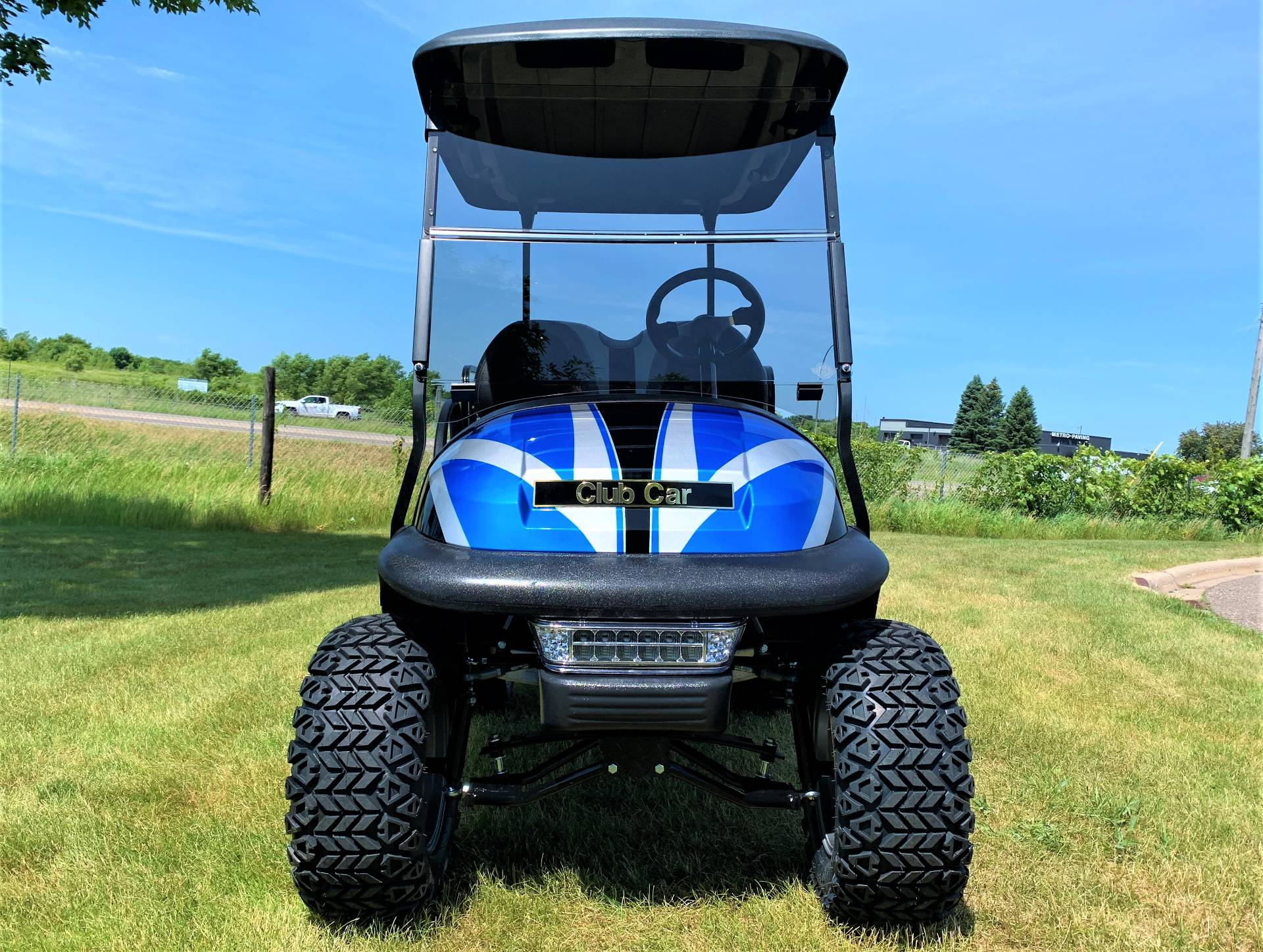 2016 Club Car Precedent in Rogers, Minnesota - Photo 2