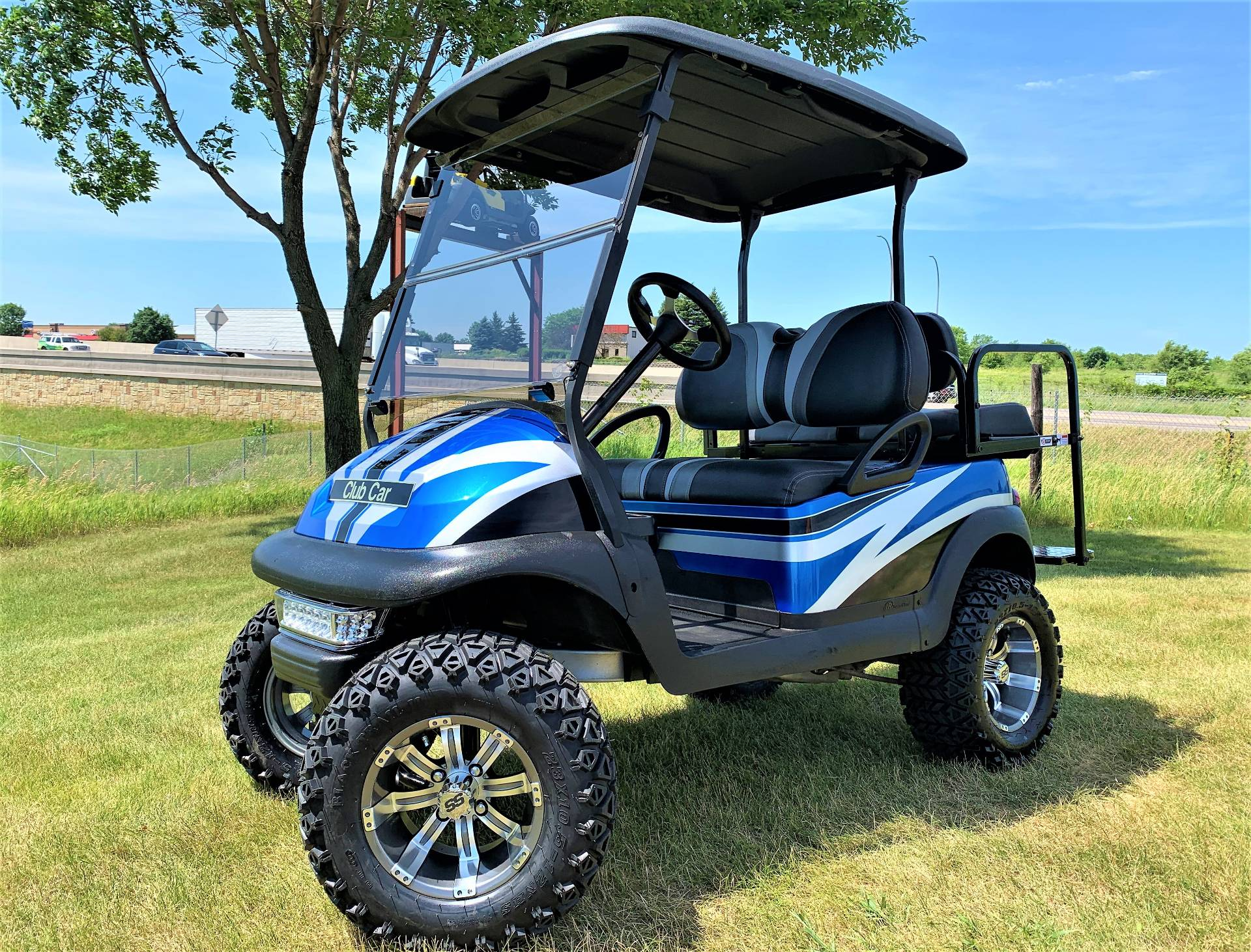 2016 Club Car Precedent in Rogers, Minnesota - Photo 11