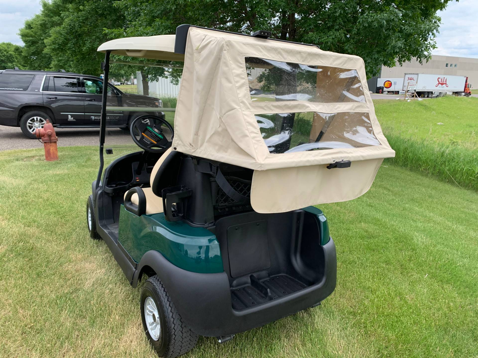 2020 Club Car Precedent in Rogers, Minnesota - Photo 6