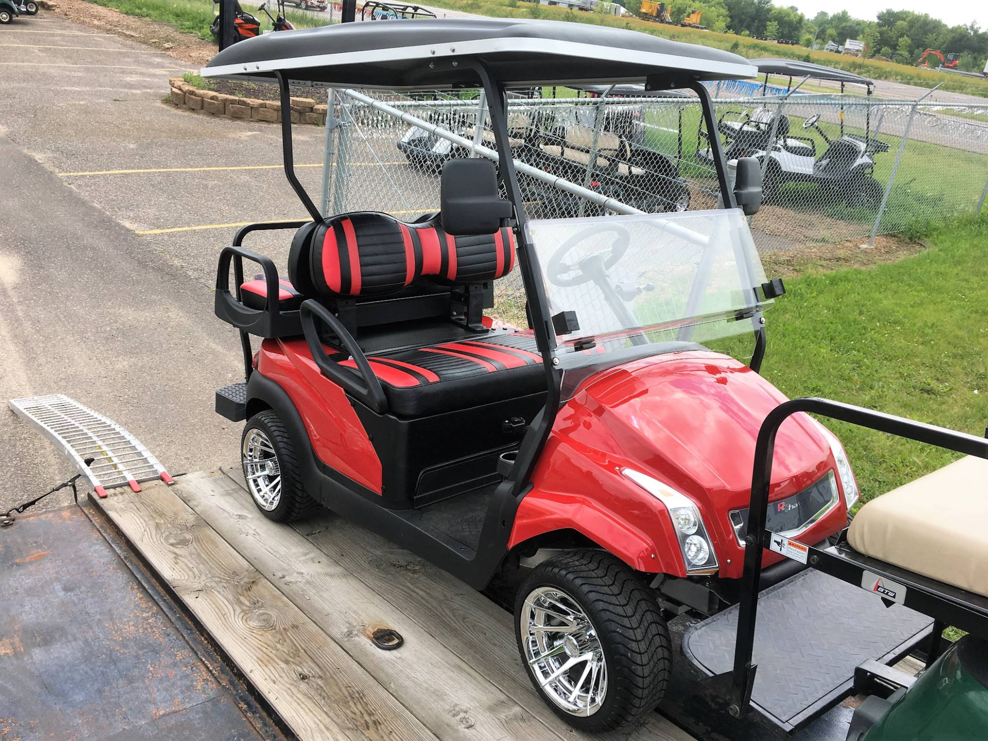 2013 Club Car Precedent in Rogers, Minnesota - Photo 1
