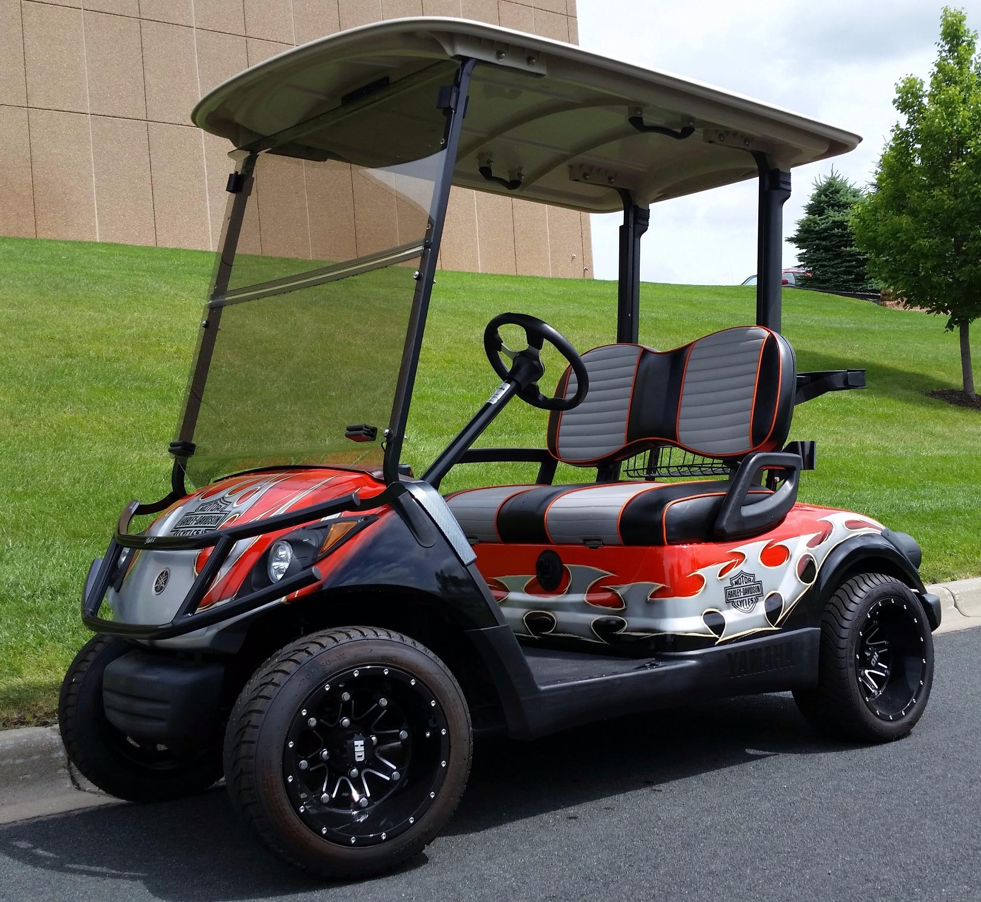 2011 yamaha drive golf carts otsego minnesota 012362 for Yamaha dealers mn