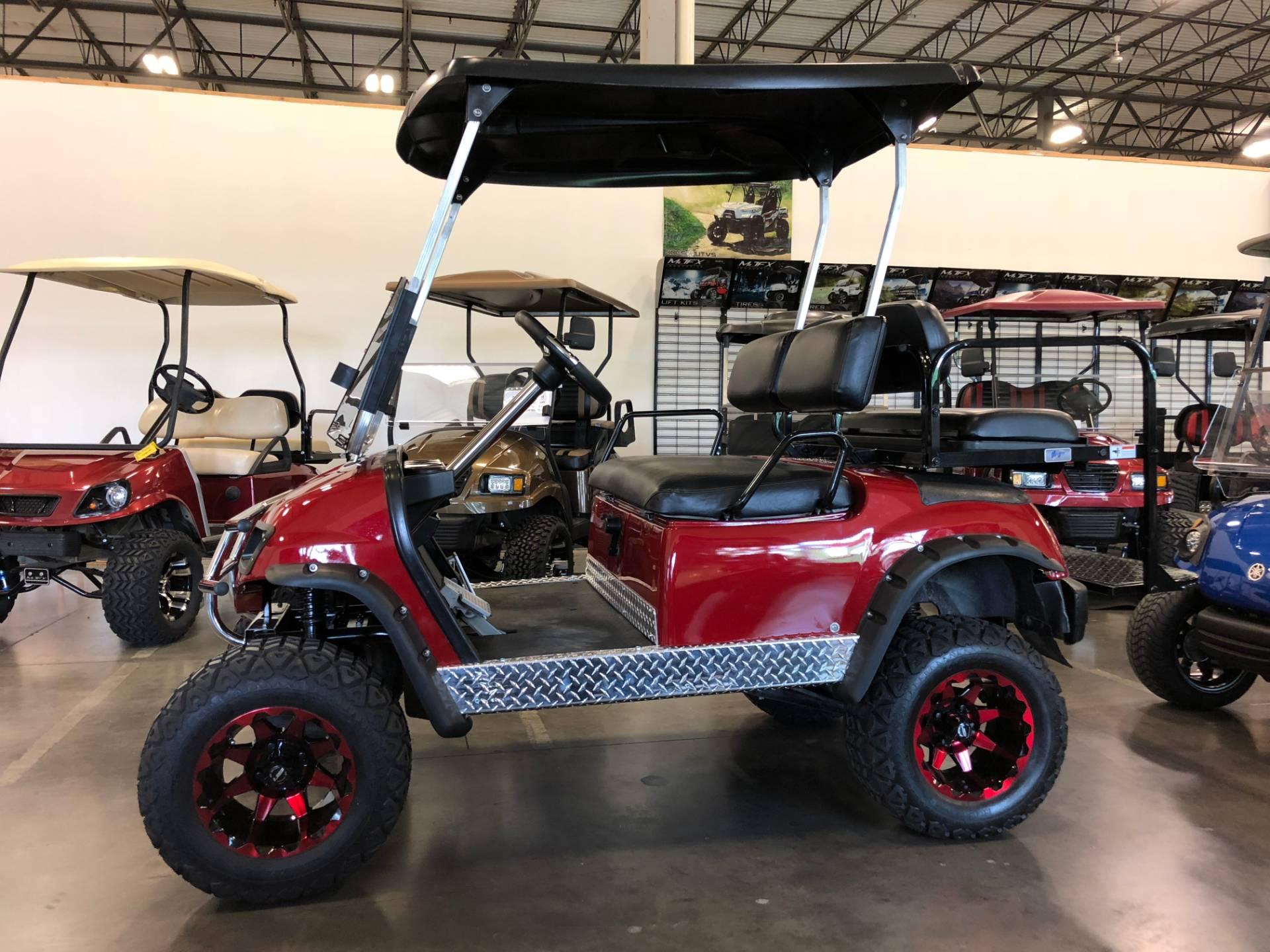 2004 Yamaha G22 Golf Carts Otsego Minnesota 100369 on