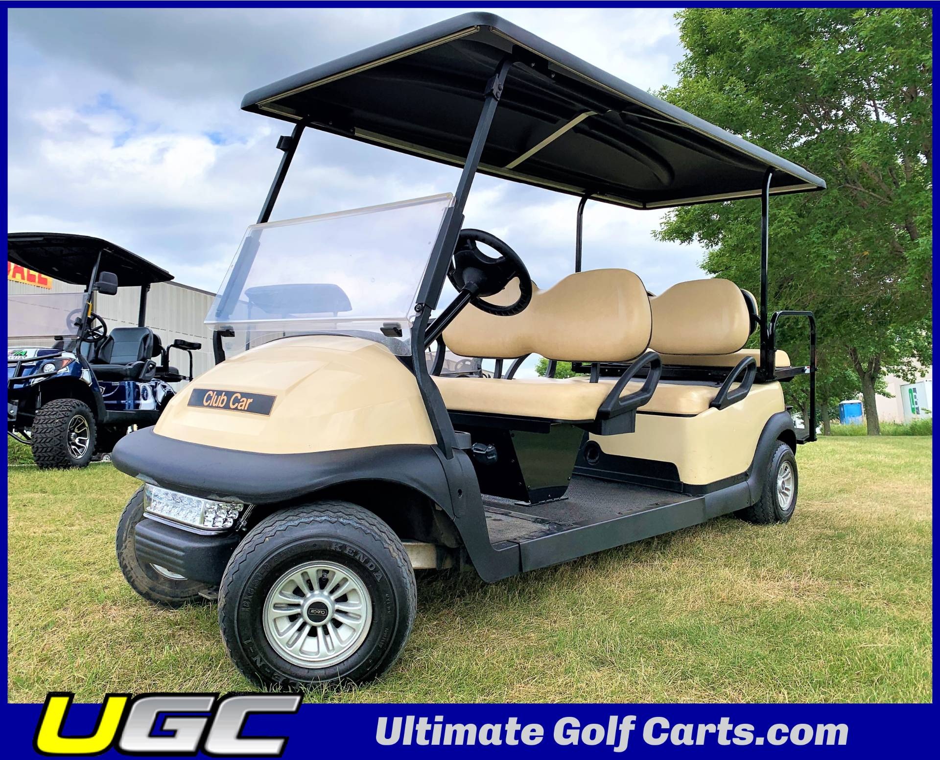 2015 Club Car Precedent in Rogers, Minnesota - Photo 1