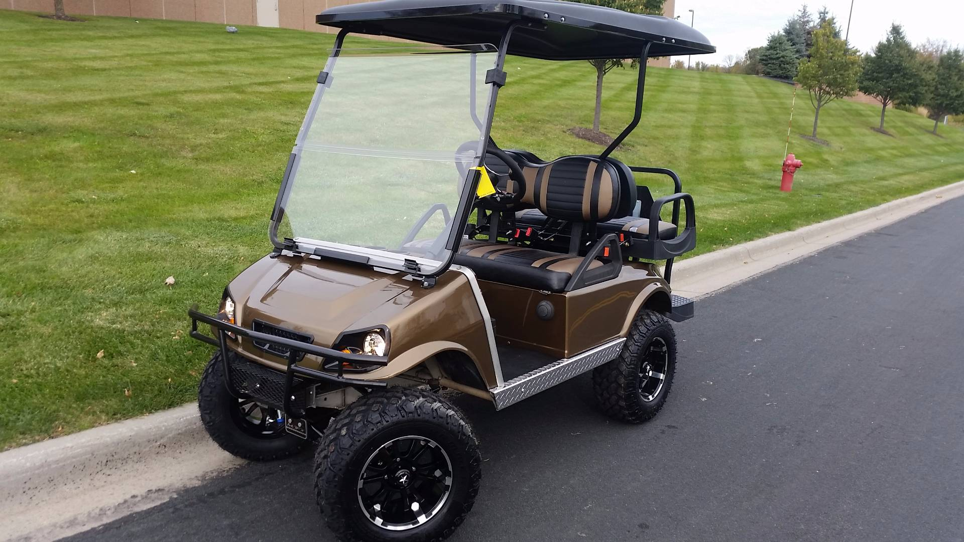 2001 Club Car Spartan in Rogers, Minnesota - Photo 3
