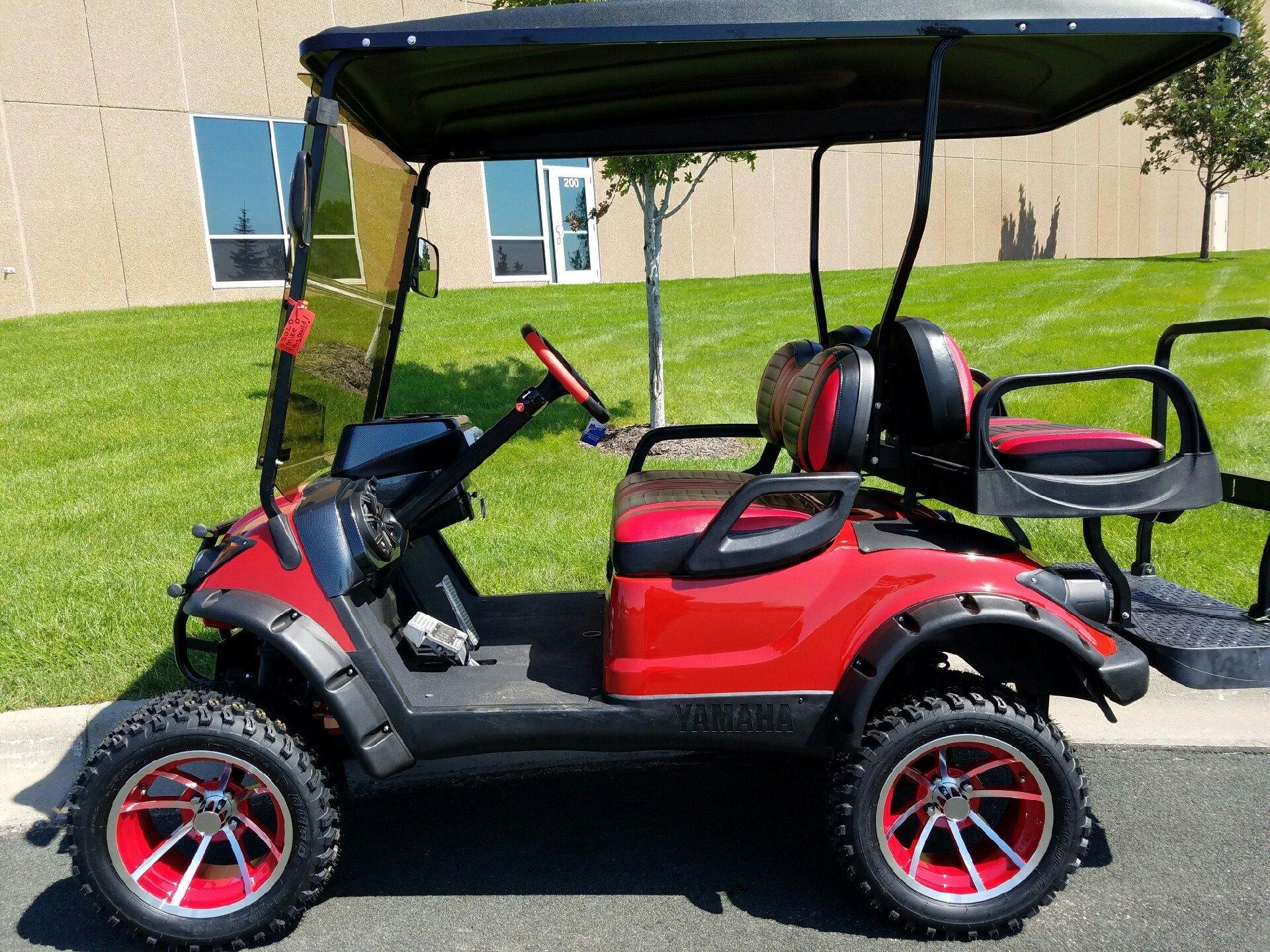 2009 Yamaha YDR Golf Carts Otsego Minnesota BTO214258