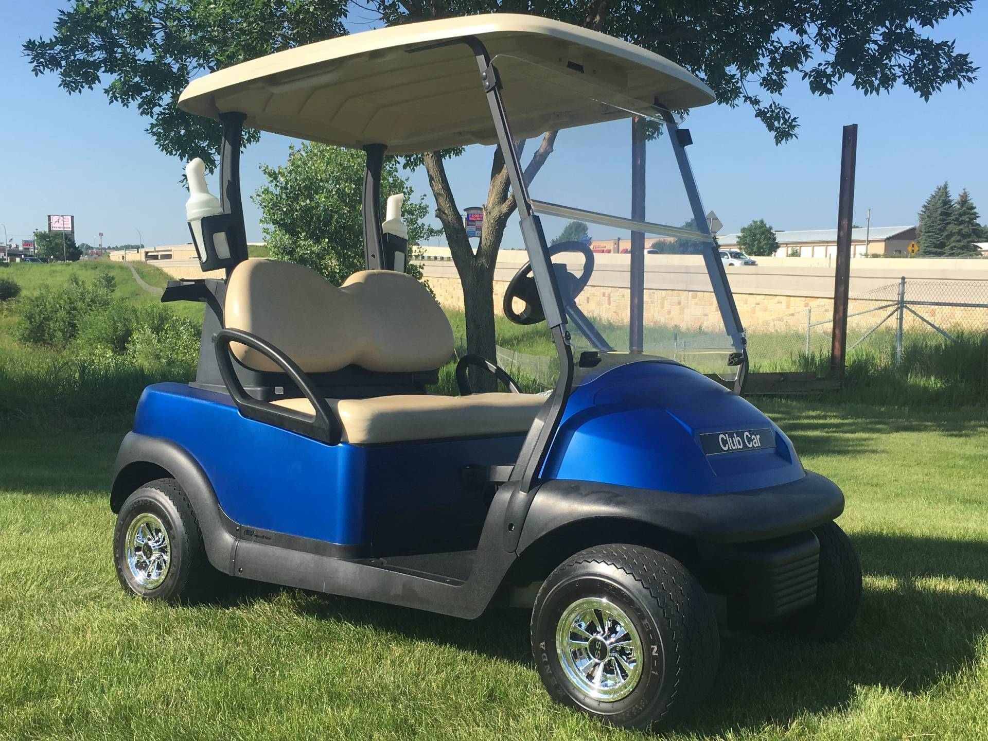 2014 Club Car Precedent in Rogers, Minnesota - Photo 6