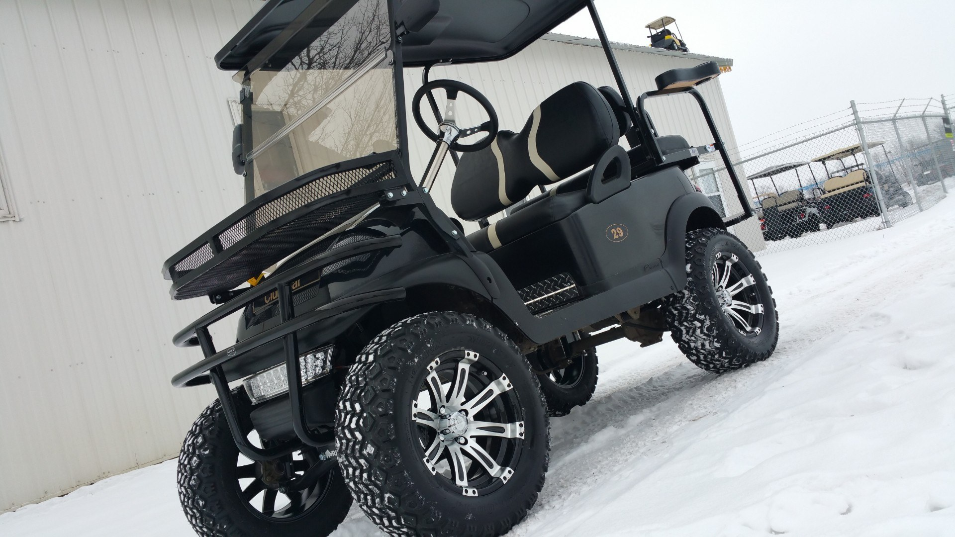 2011 Club Car Precedent in Otsego, Minnesota - Photo 2