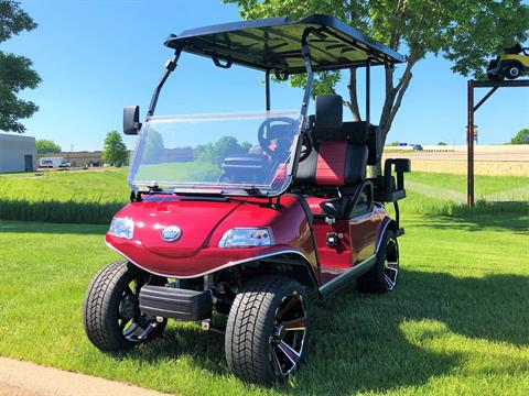 2020 Evolution EV Classic 4 AC Plus in Rogers, Minnesota - Photo 3