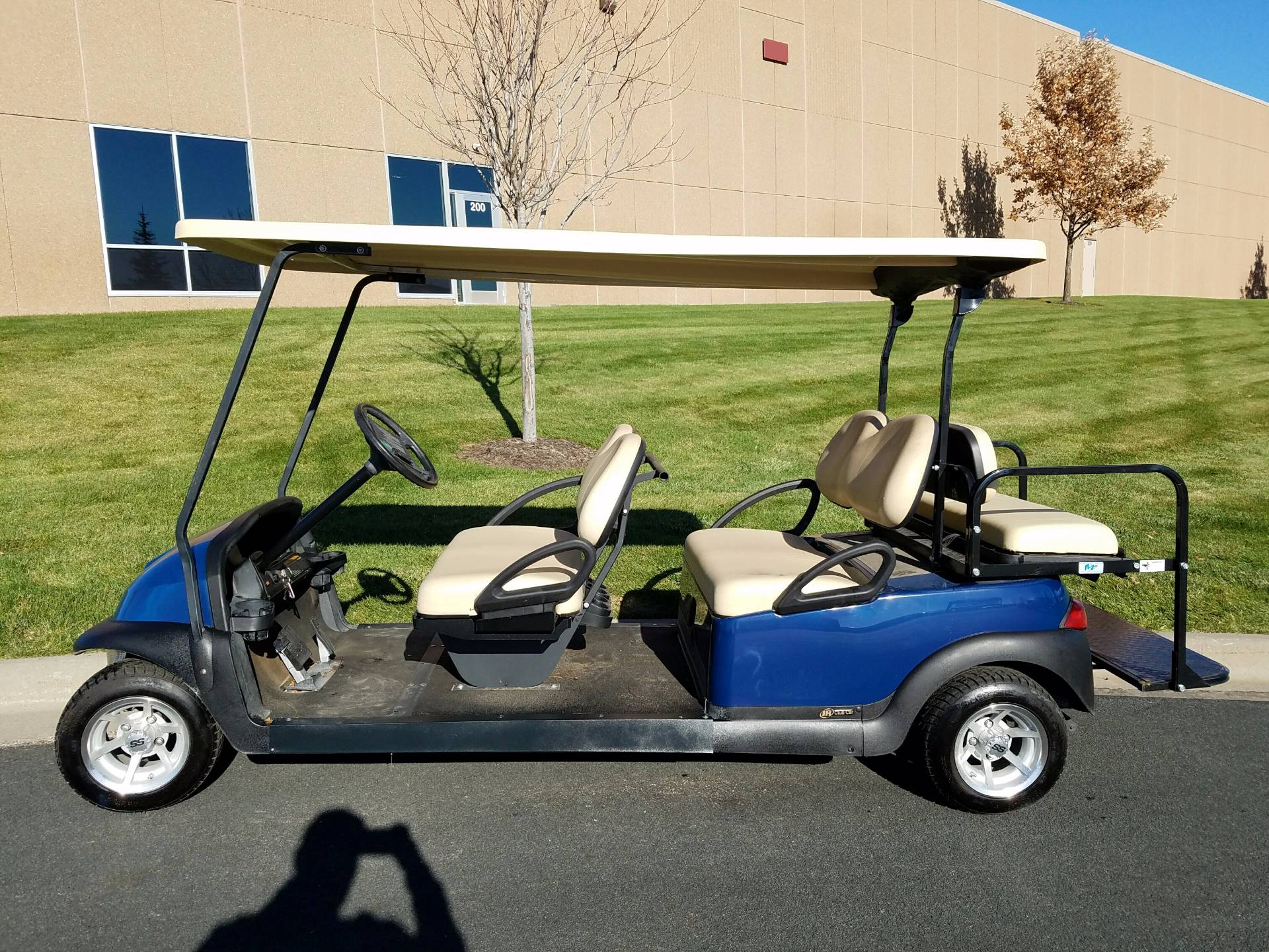 2007 Club Car Precedent in Otsego, Minnesota