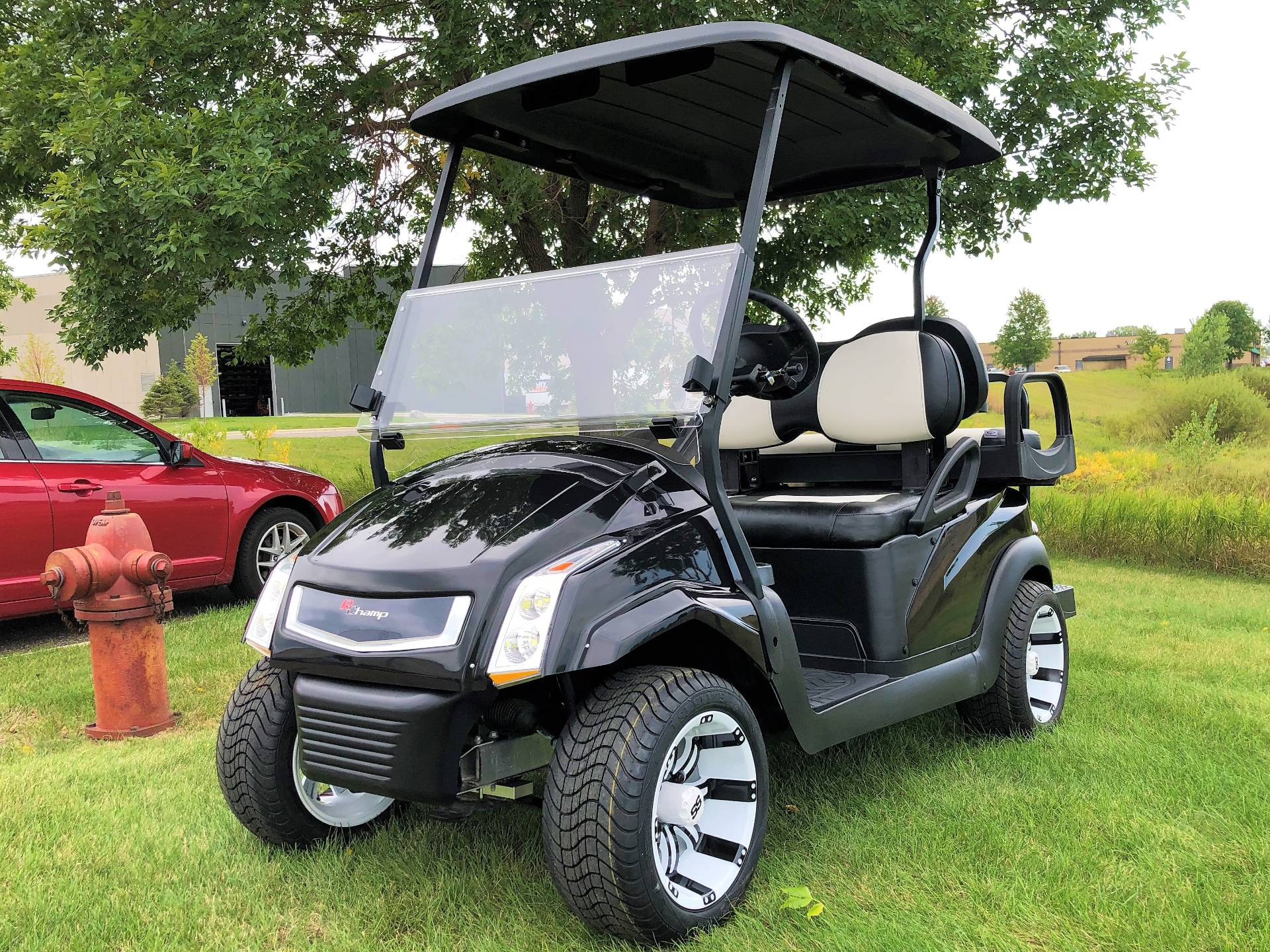 2015 Club Car Precedent in Rogers, Minnesota - Photo 3