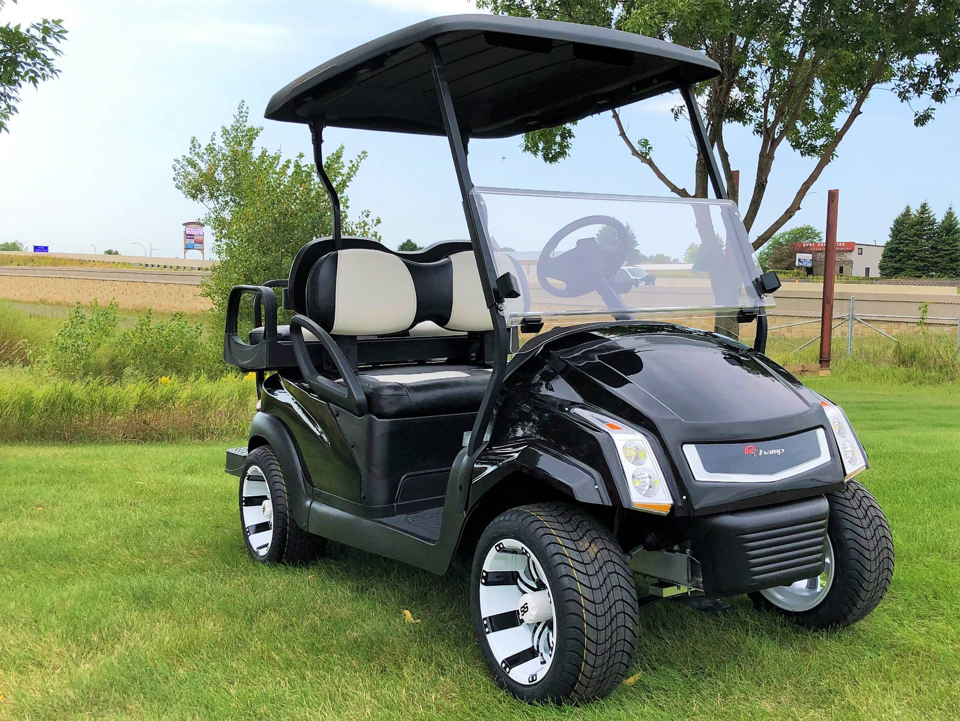 2015 Club Car Precedent in Rogers, Minnesota - Photo 11