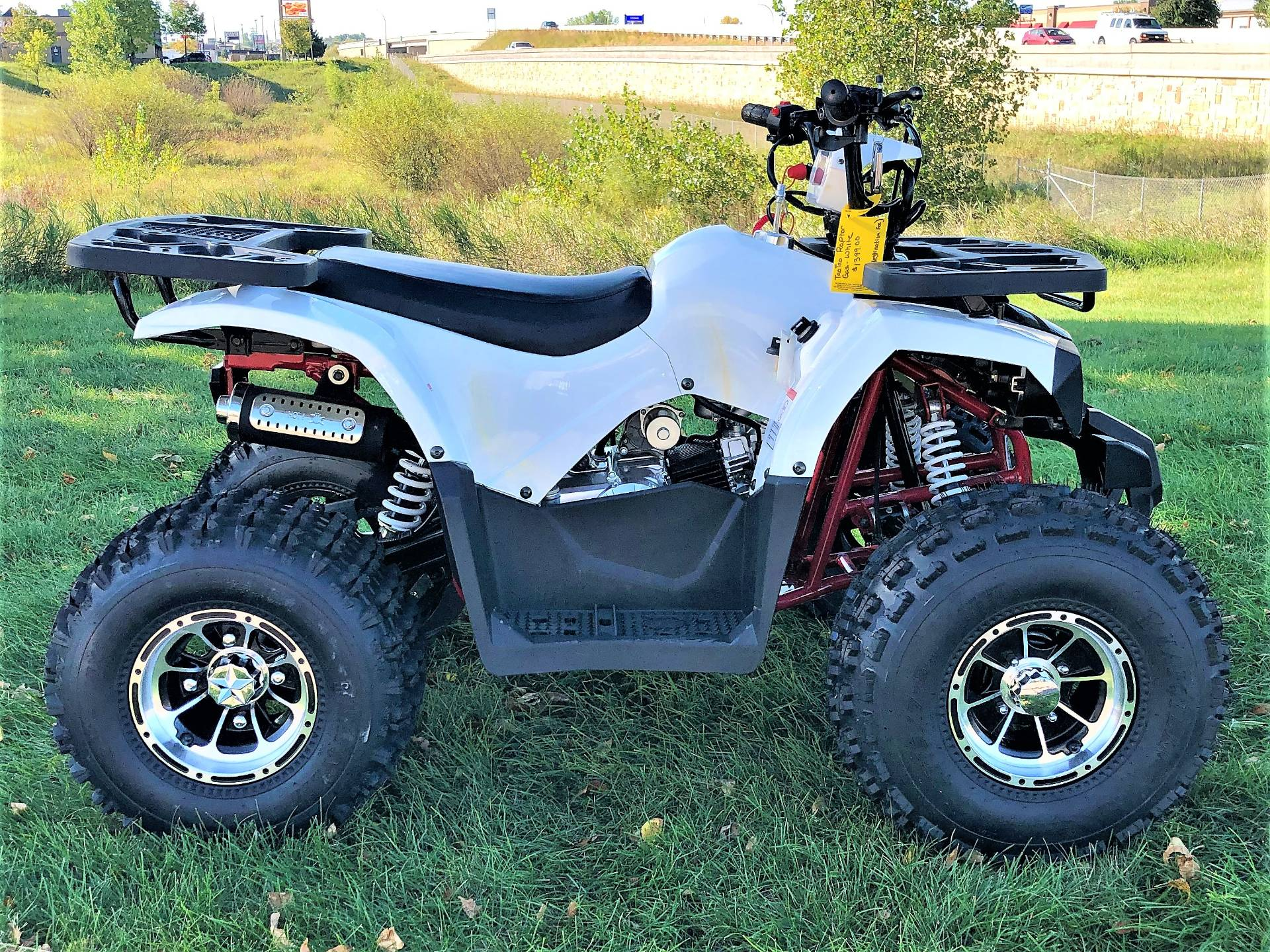 2019 Taotao USA Raptor in Rogers, Minnesota - Photo 8