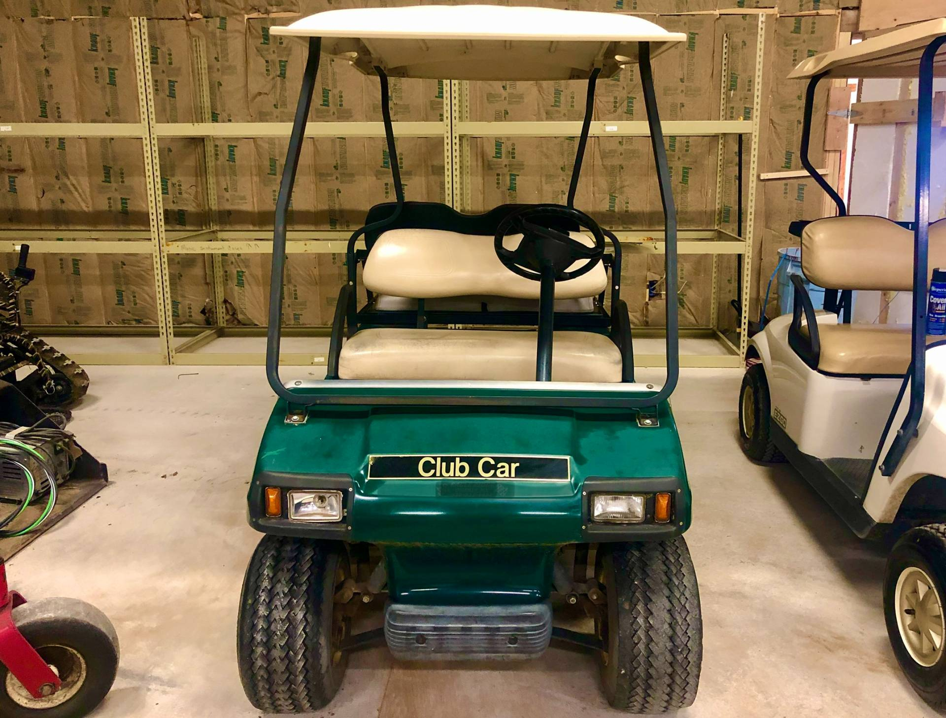 2002 Club Car DS in Rogers, Minnesota - Photo 4