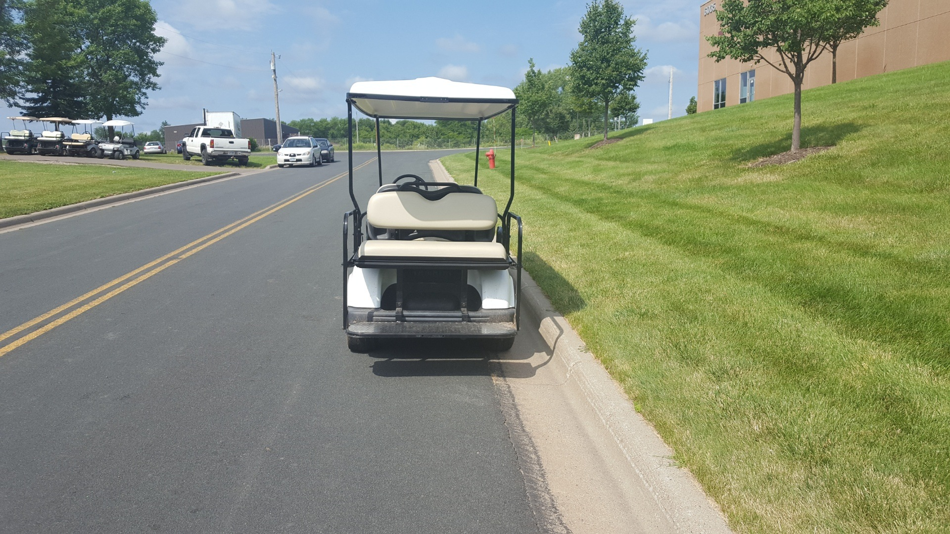 2009 yamaha drive golf carts otsego minnesota 212315 for Yamaha dealers minnesota