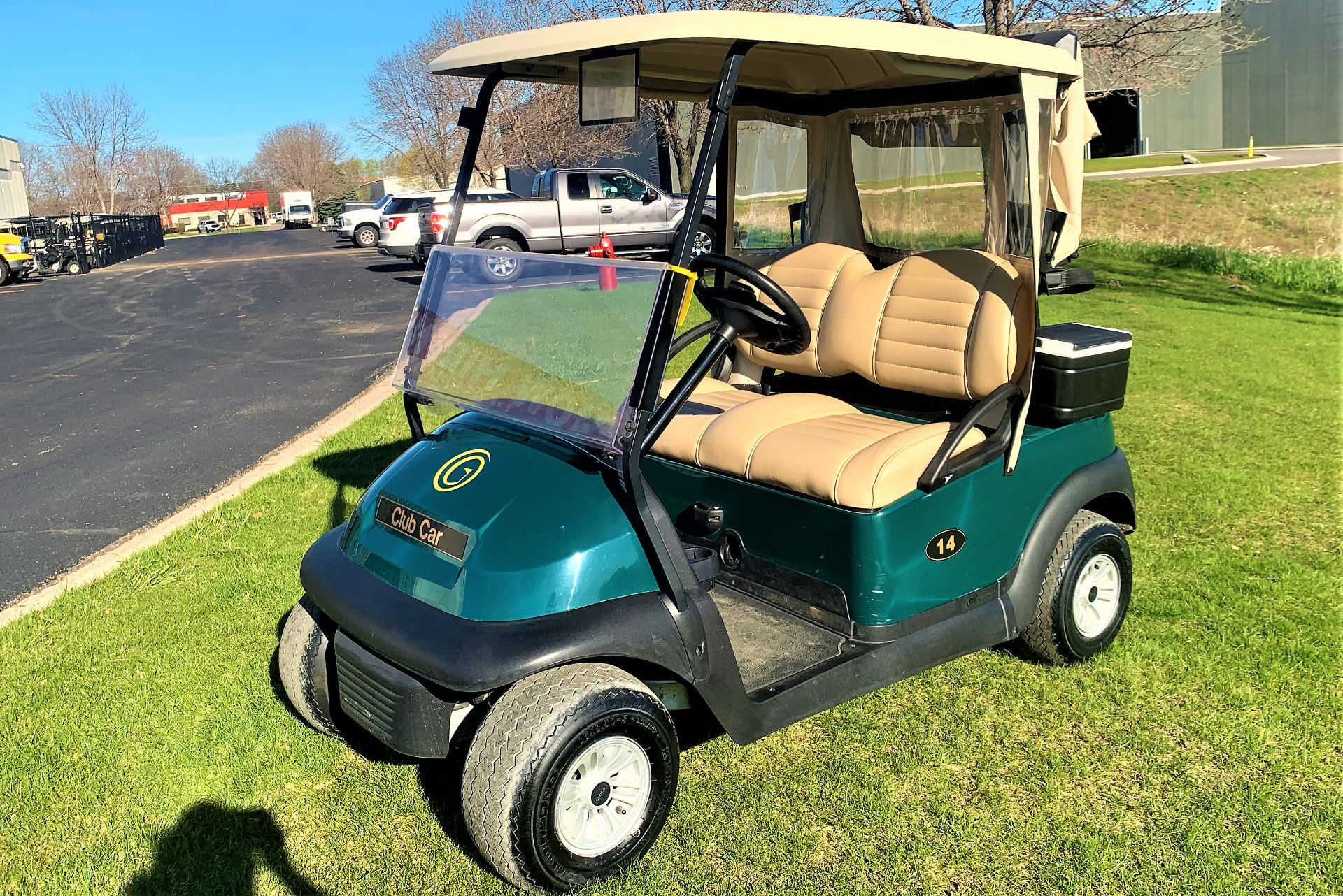2017 Club Car Precedent in Rogers, Minnesota - Photo 3
