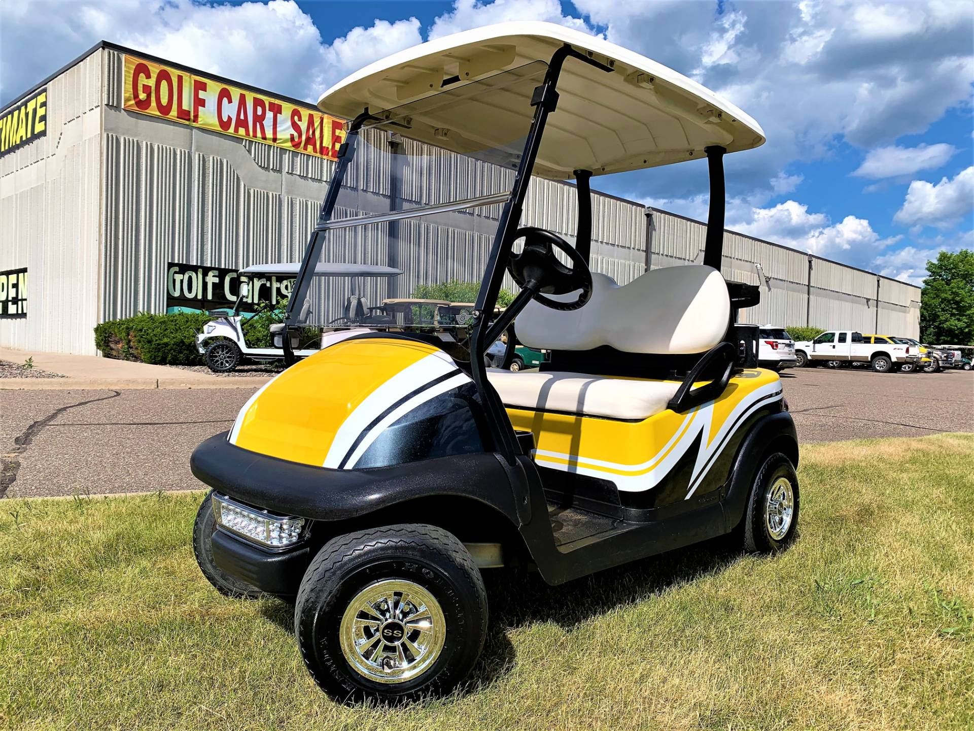 2016 Club Car Precedent in Rogers, Minnesota - Photo 9