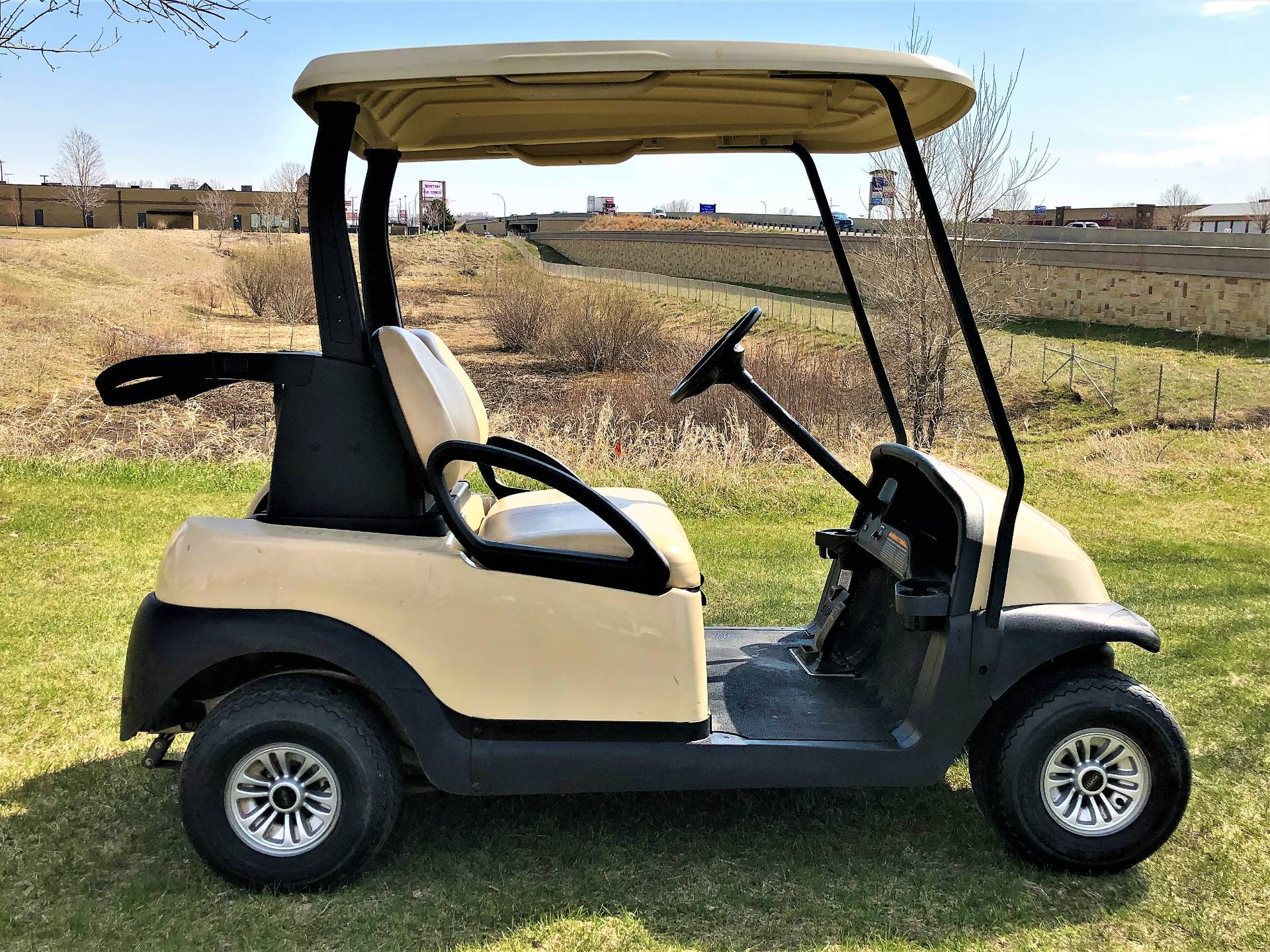 2016 Club Car Precedent in Rogers, Minnesota - Photo 4