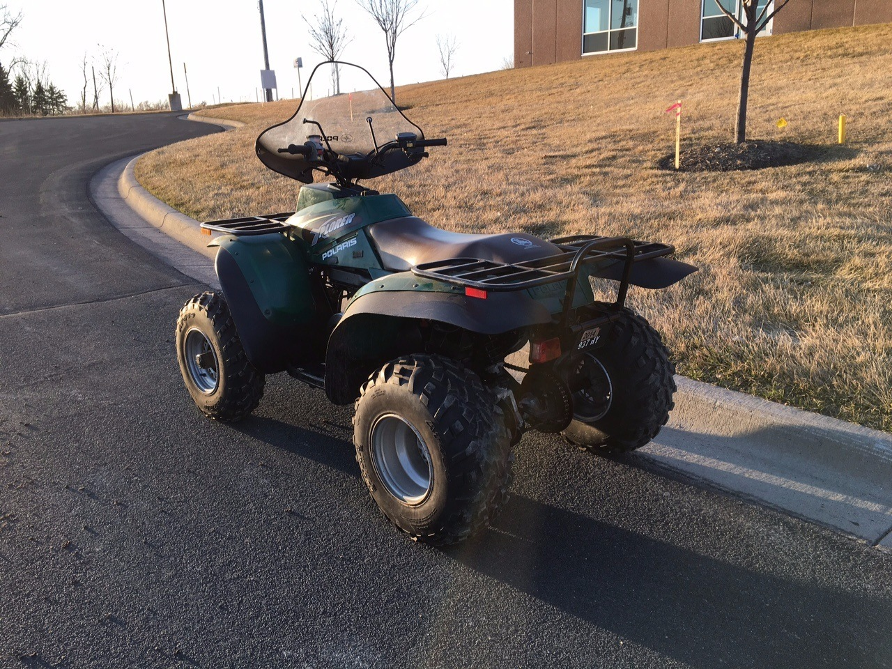 2000 Polaris ATV in Otsego, Minnesota