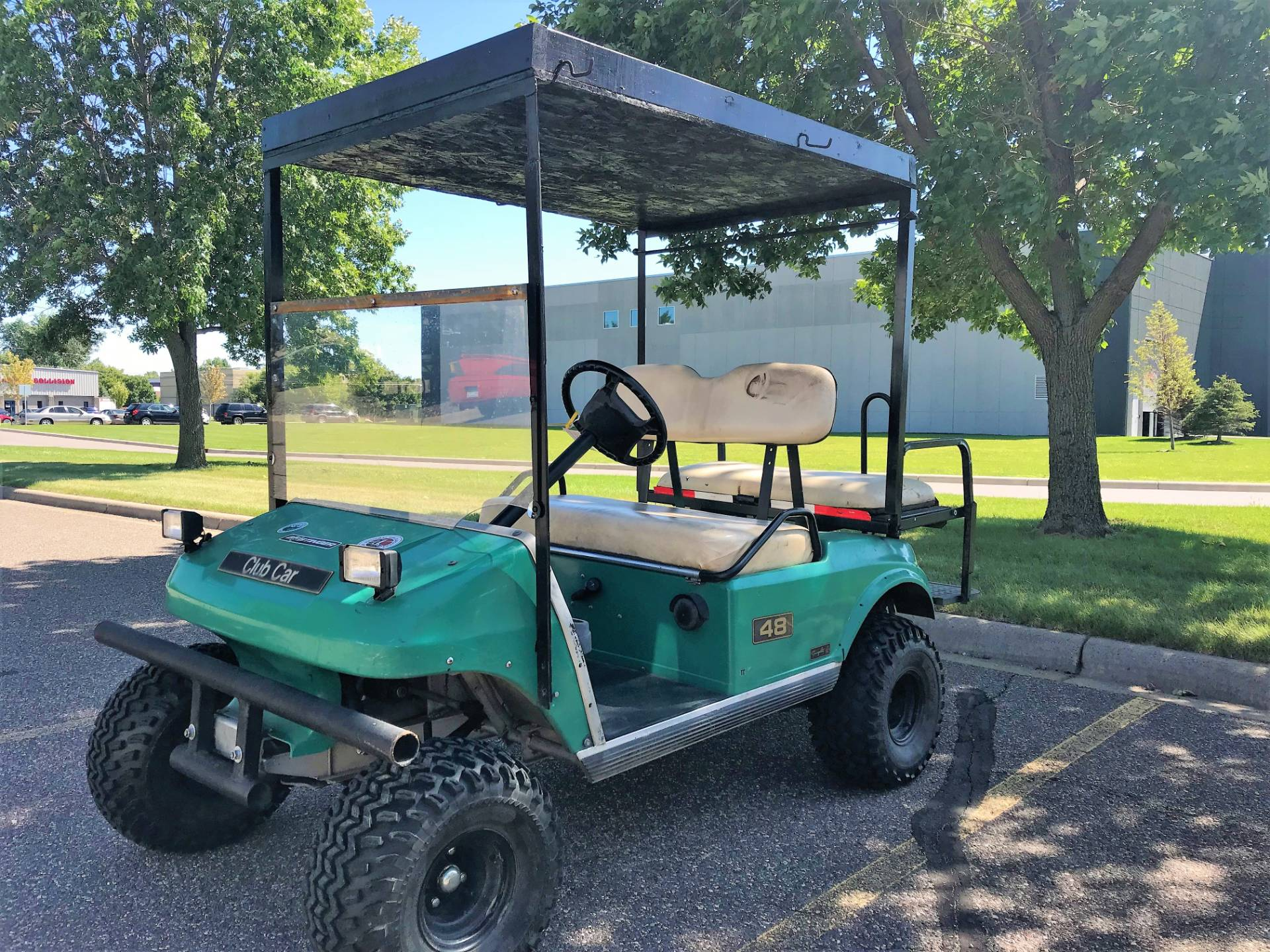 1995 Club Car DS in Rogers, Minnesota - Photo 1