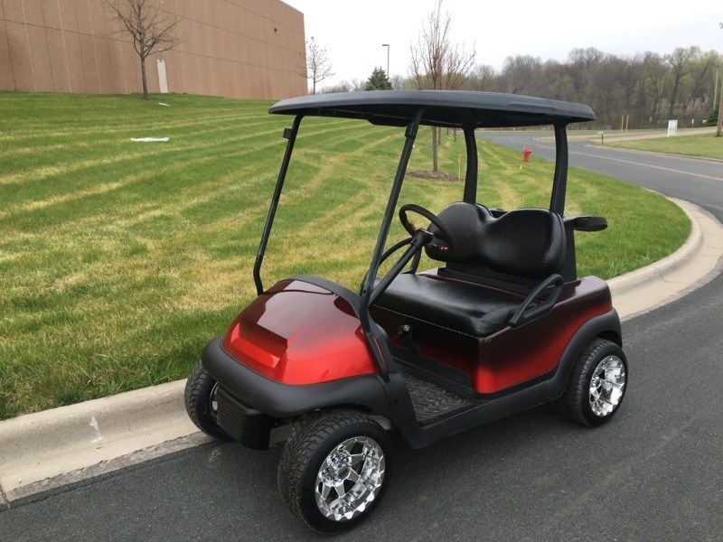 2012 Club Car Precedent in Rogers, Minnesota - Photo 2