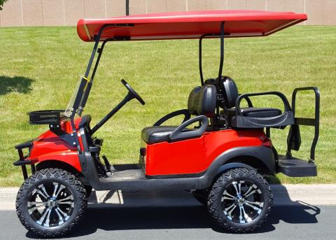2012 Club Car Precedent in Rogers, Minnesota - Photo 1