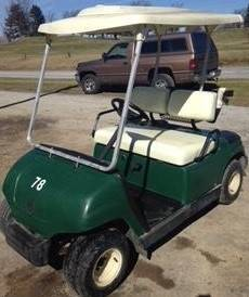 2004 Yamaha G22 in Otsego, Minnesota - Photo 2