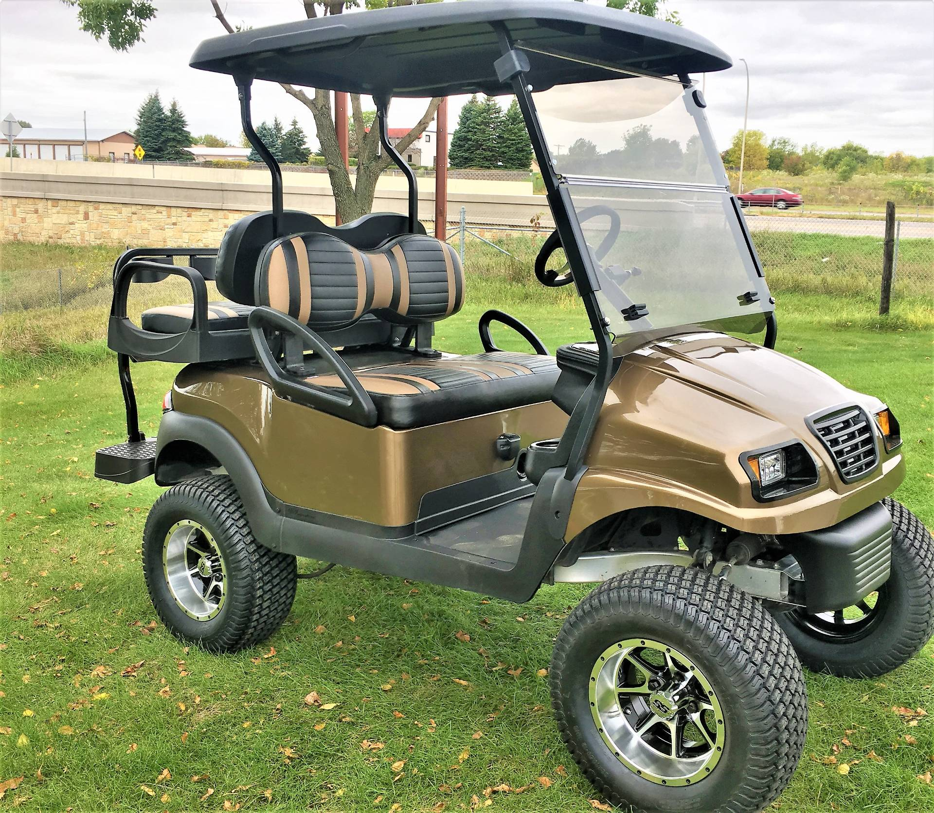 2015 Club Car Precedent in Rogers, Minnesota - Photo 14