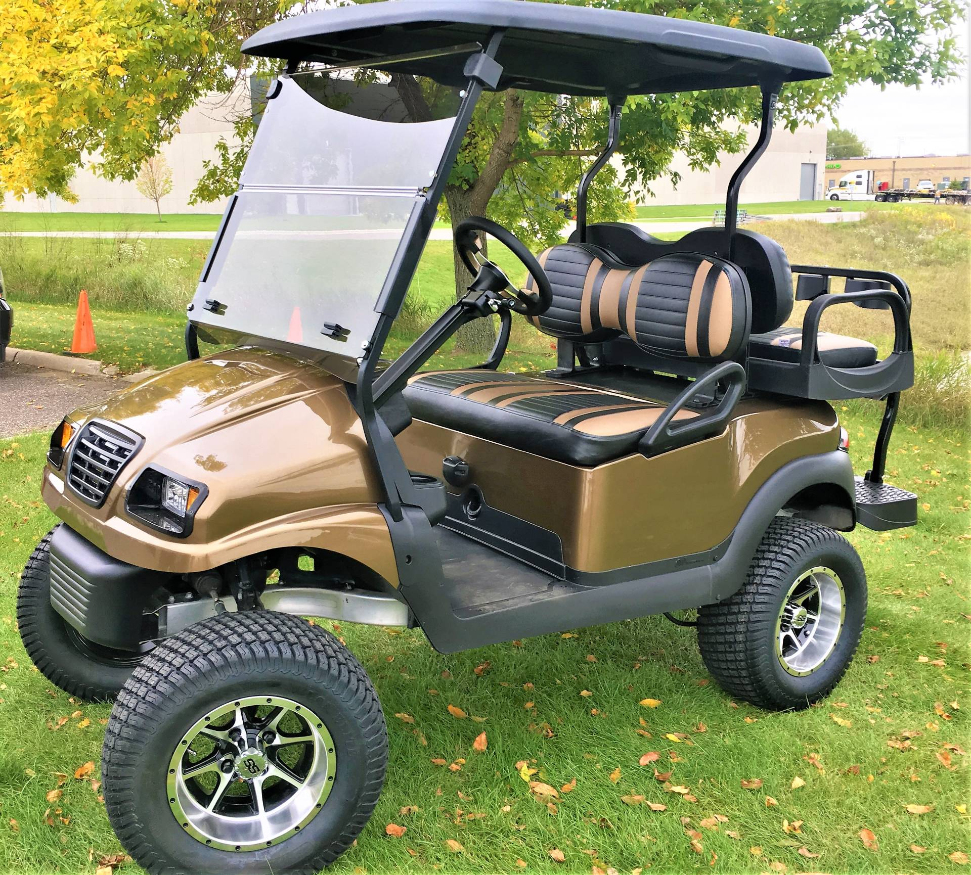 2015 Club Car Precedent in Rogers, Minnesota - Photo 13