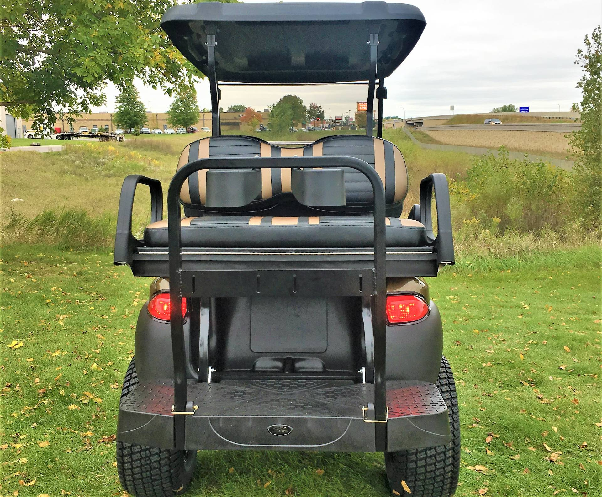 2015 Club Car Precedent in Rogers, Minnesota - Photo 9