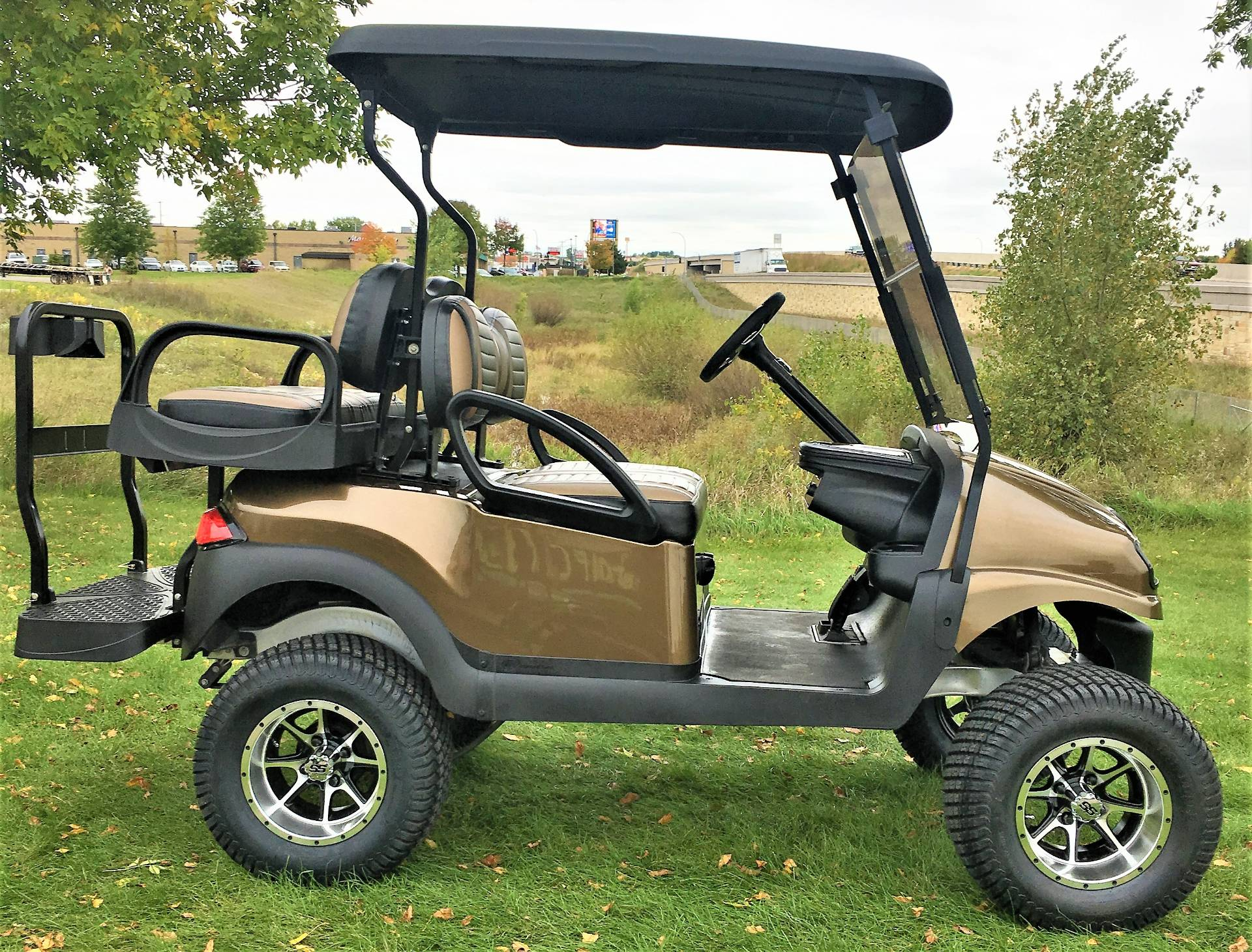 2015 Club Car Precedent in Rogers, Minnesota - Photo 16