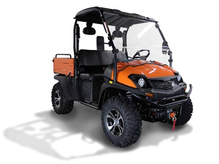 2019 Bighorn 450 EFI in Rogers, Minnesota - Photo 1