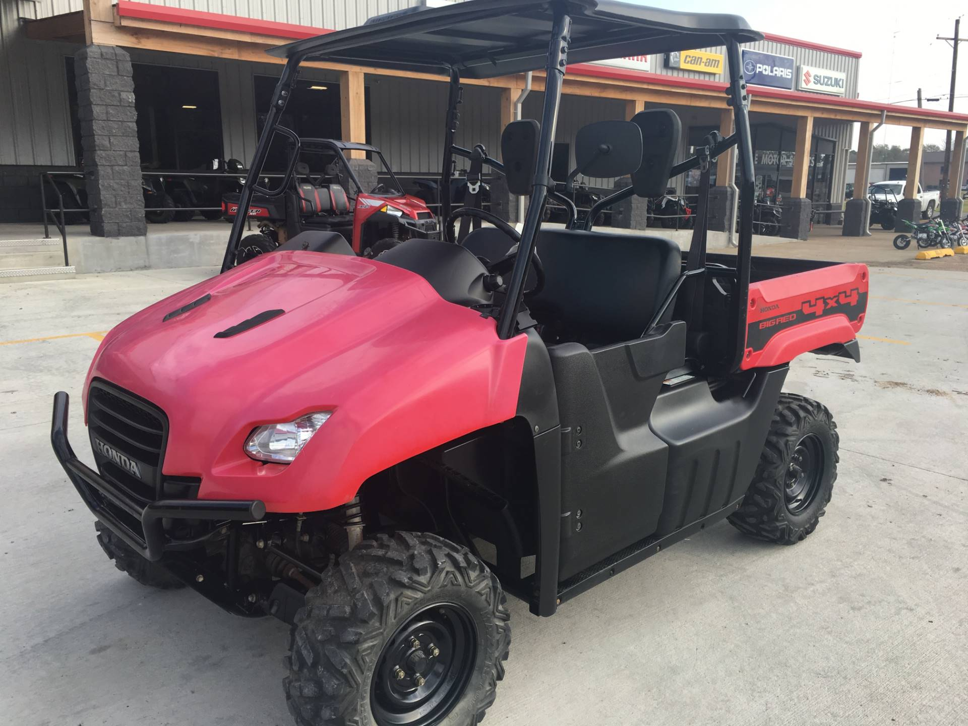 2013 Honda Big Red® in Leland, Mississippi