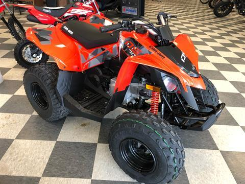 2021 Can-Am DS 70 in Leland, Mississippi - Photo 2