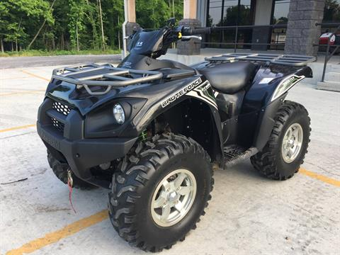 2015 Kawasaki Brute Force® 750 4x4i EPS in Leland, Mississippi