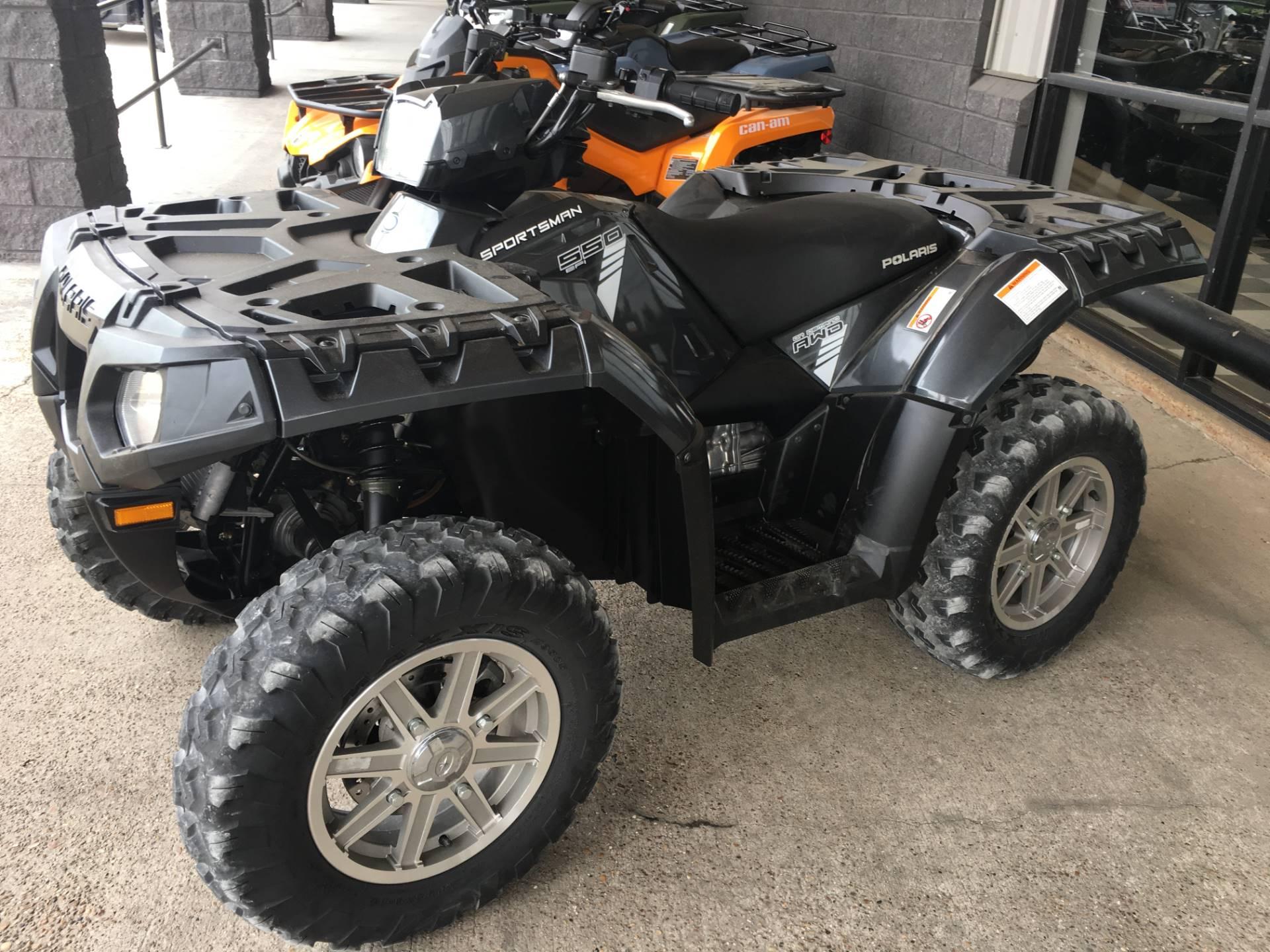 New 2014 Polaris Sportsman® 550 EPS ATVs in Leland, MS | Stock ...