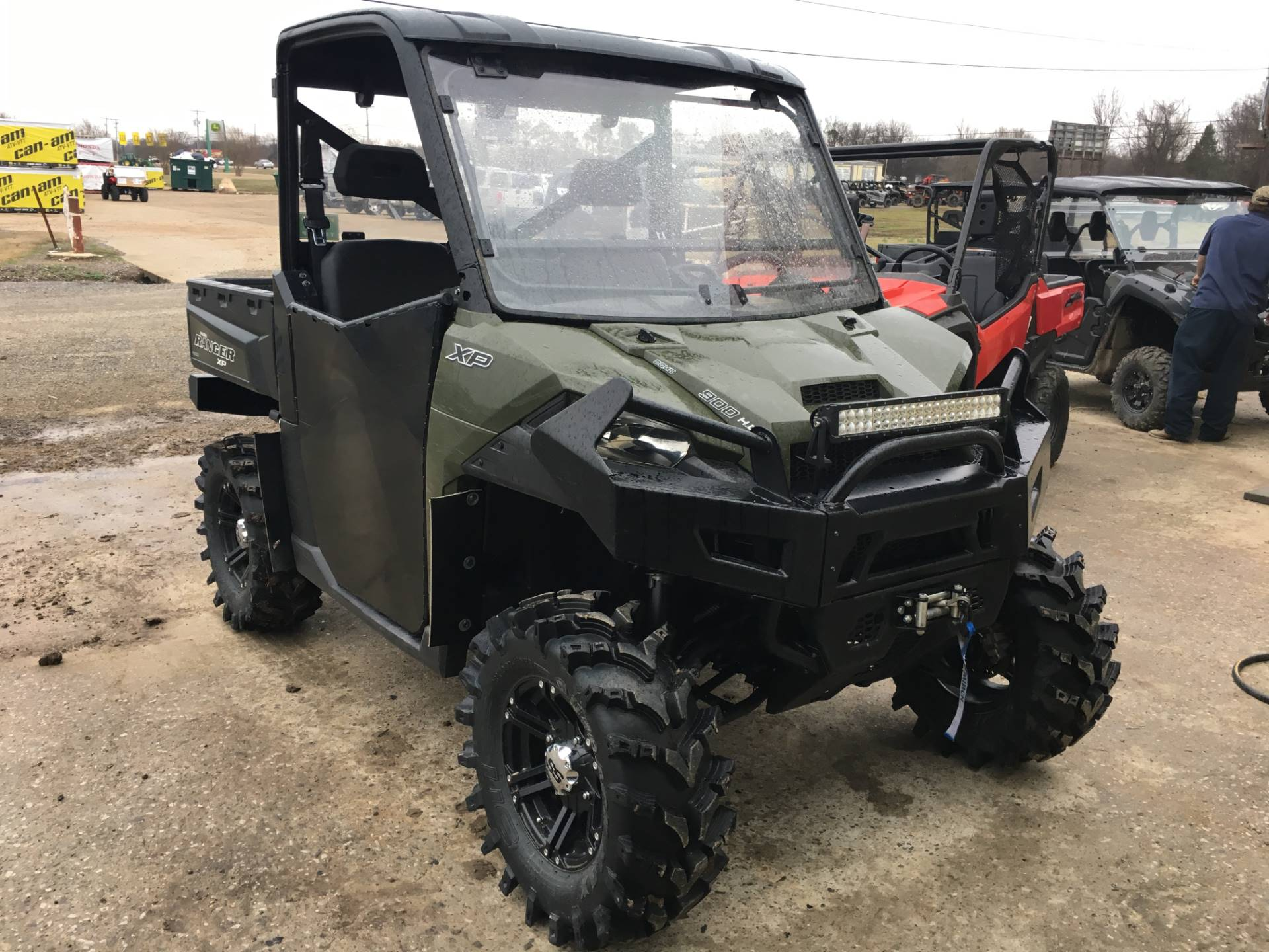 2016 Polaris Ranger XP 900 EPS in Leland, Mississippi