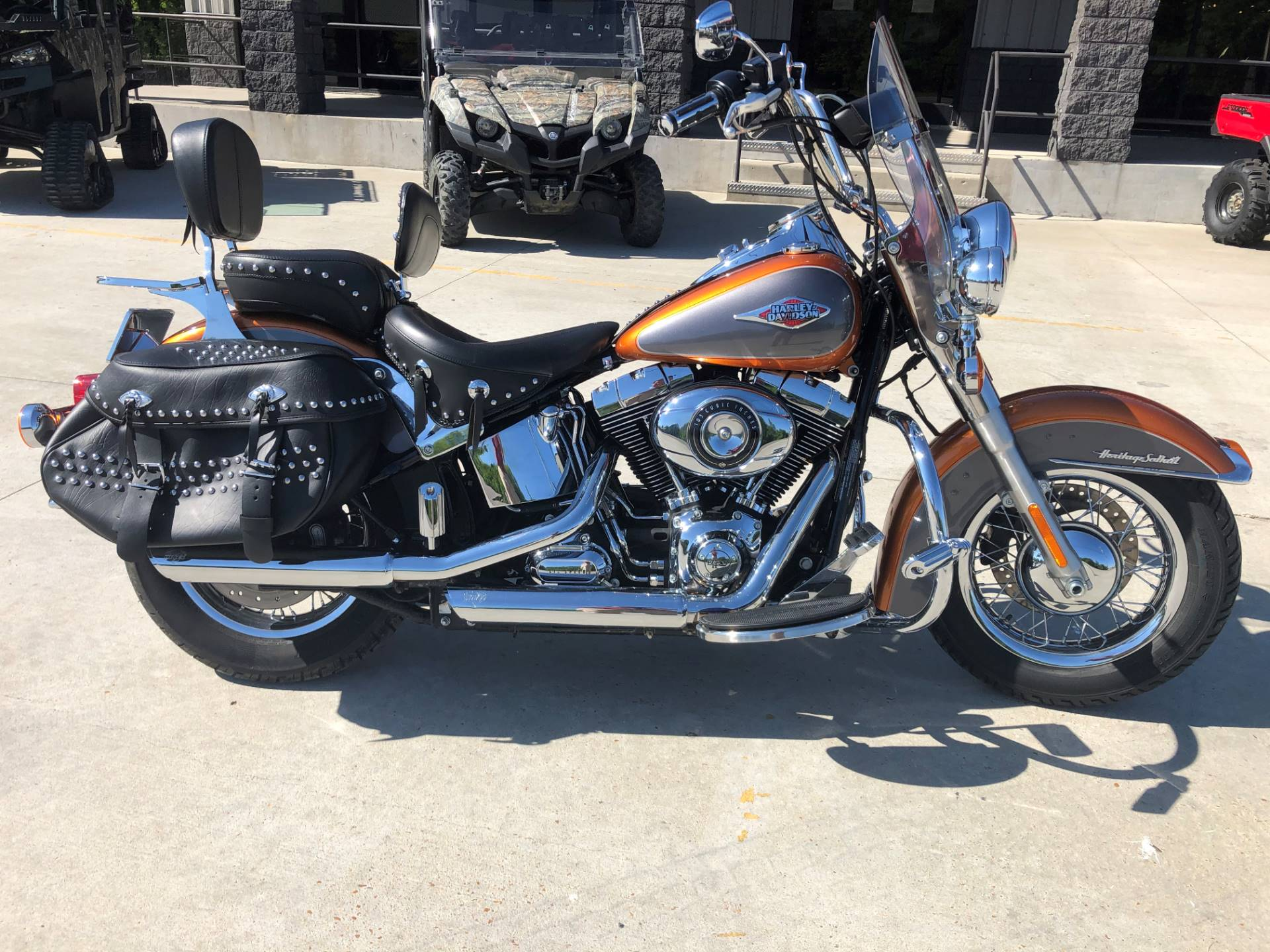 2015 Harley-Davidson Heritage Softail® Classic in Leland, Mississippi - Photo 1